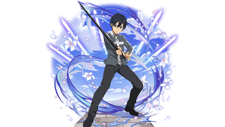 1360x768 Kirito In Sword Art Online Desktop Laptop Hd Wallpaper Hd Anime 4k Wallpapers Images Photos And Background