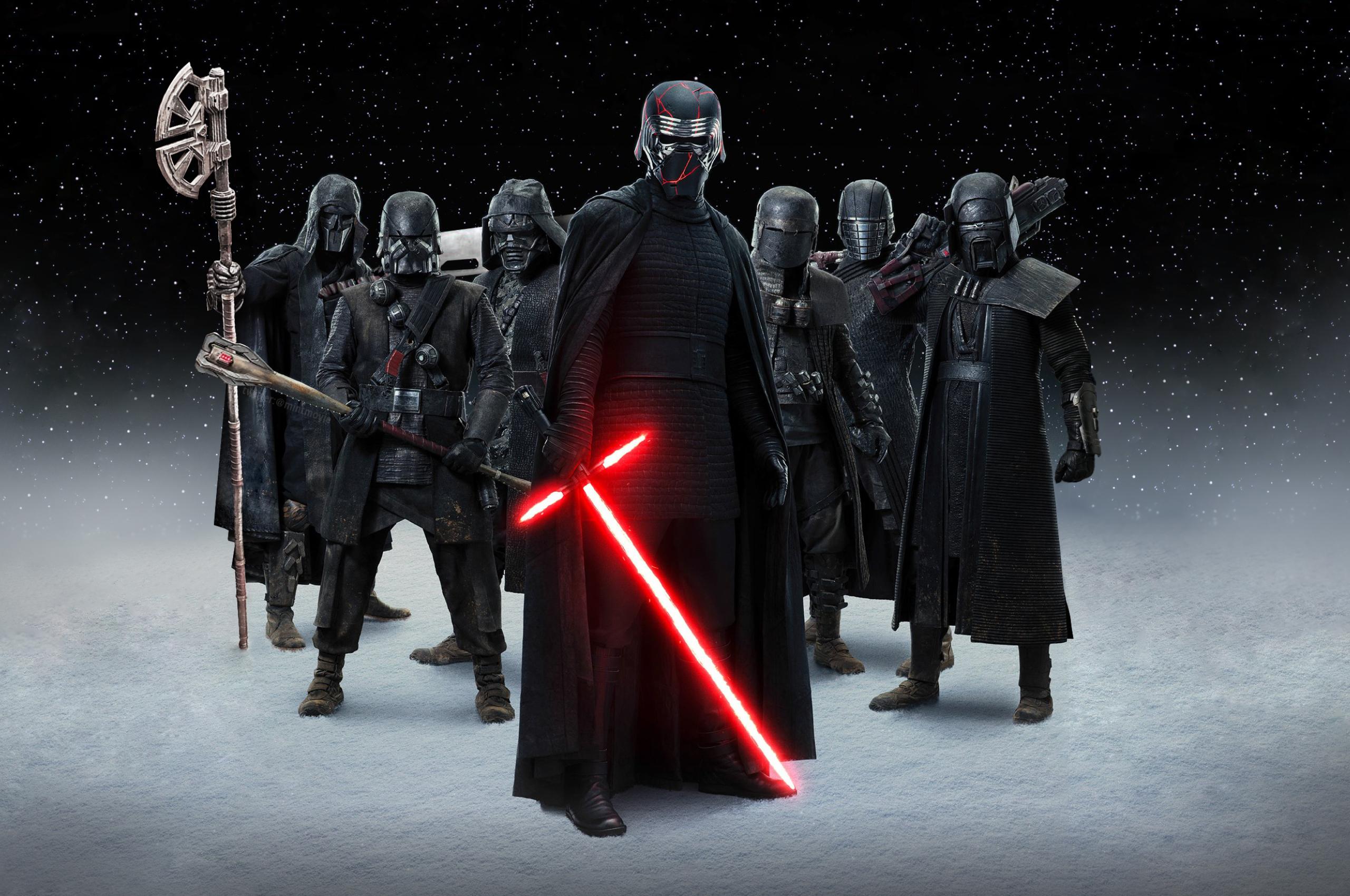 knights of ren star