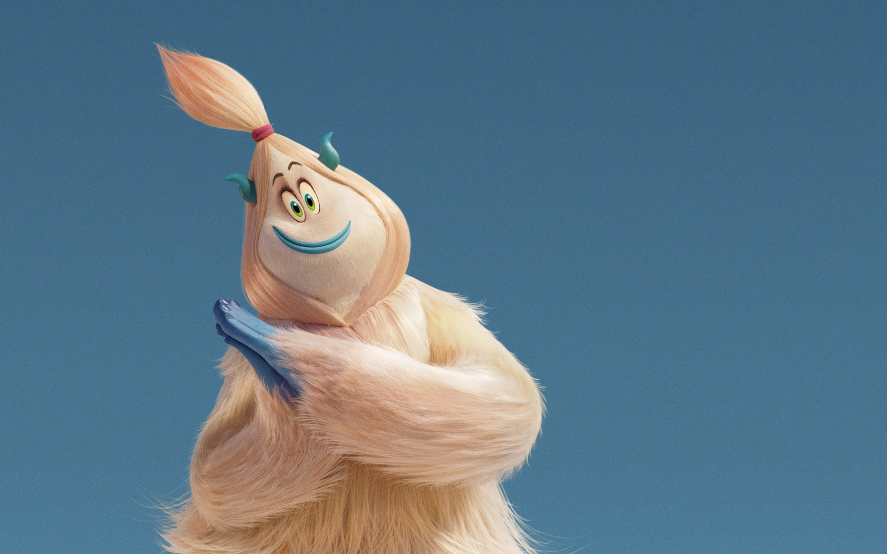 3000x1875 Kolka In Smallfoot 2018 3000x1875 Resolution Wallpaper Hd Movies 4k Wallpapers Images Photos And Background