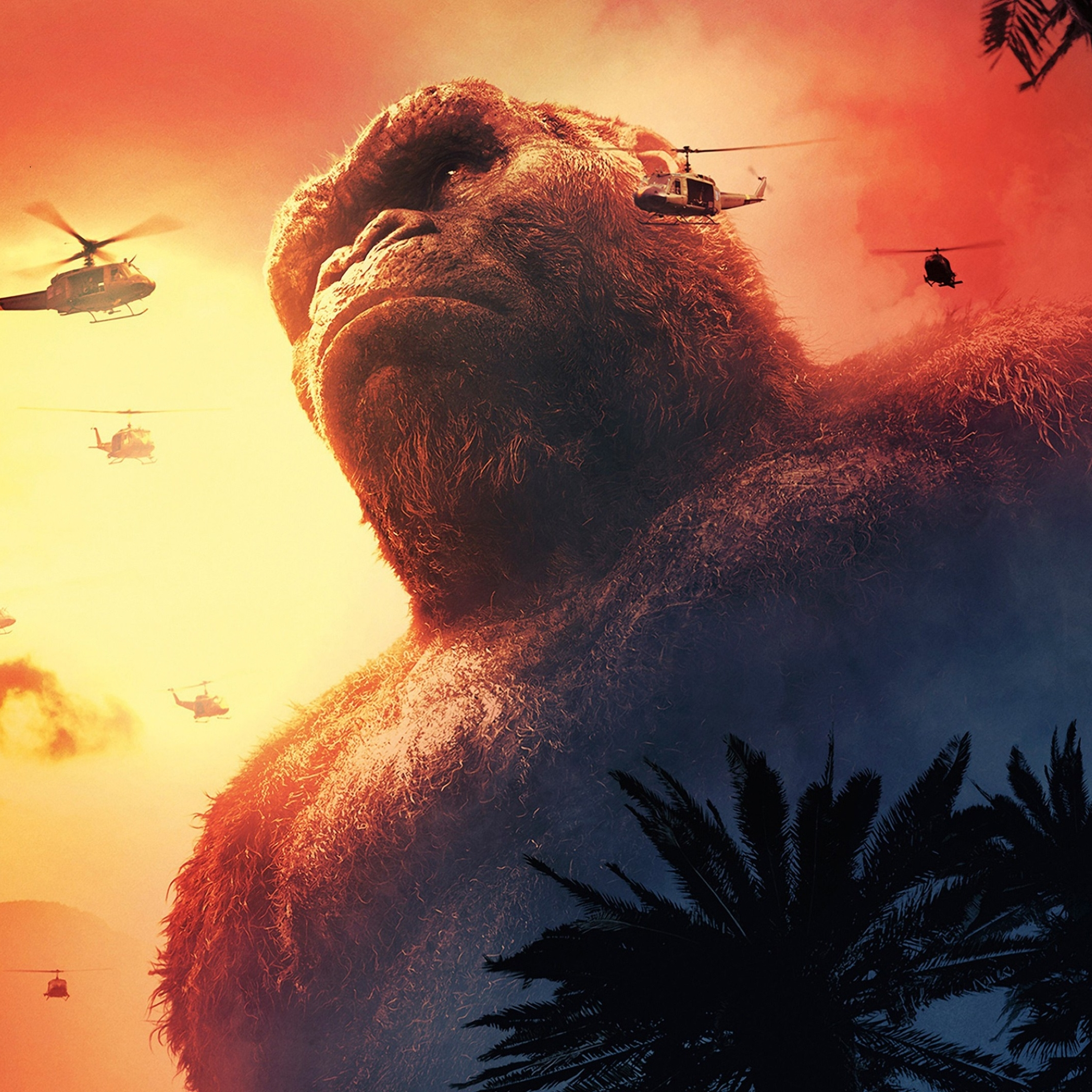 Download Kong Skull Island 4k Helicopter 2560x1080 Resolution Hd 4k