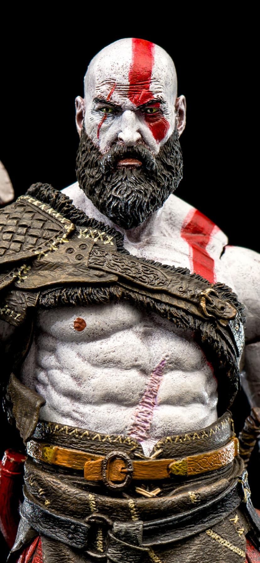 828x1792 Kratos God Of War 2018 828x1792 Resolution