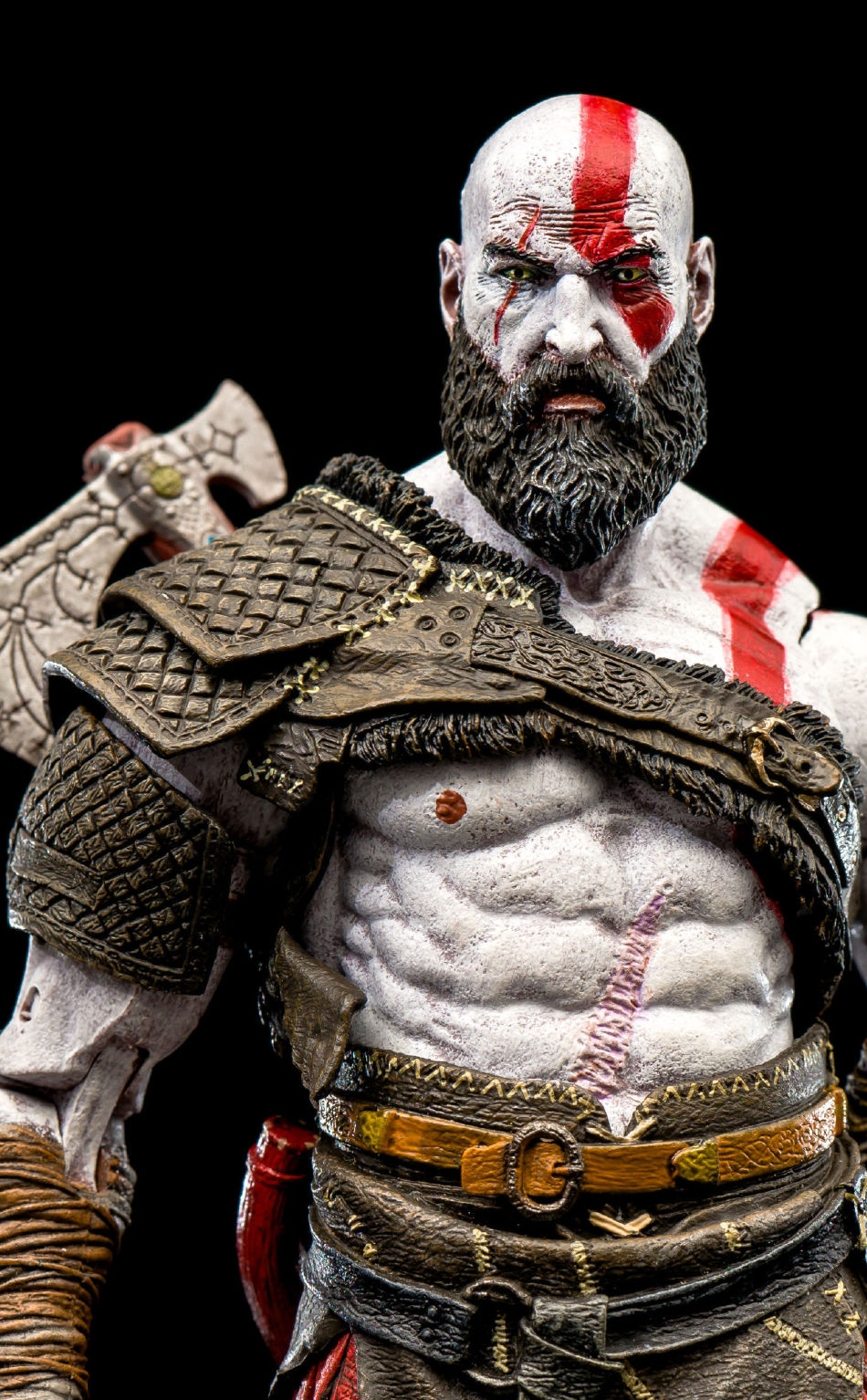 Kratos god of war 2018 hd 4k wallpaper - 4k wallpaper of god ...