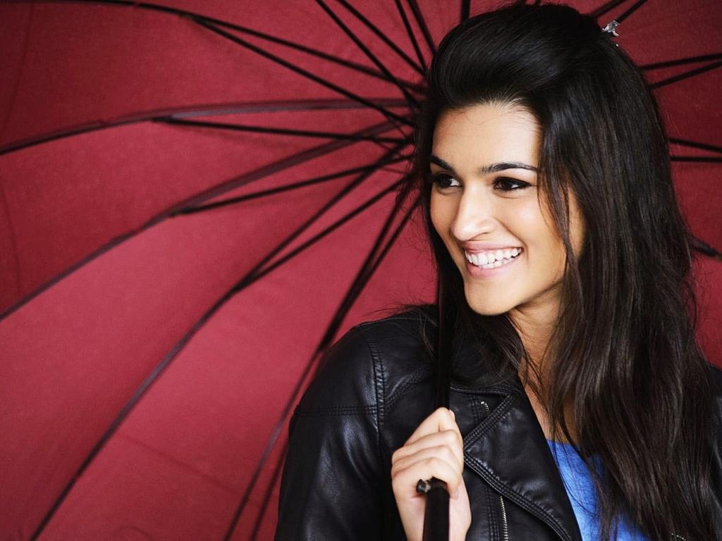 Kriti Sanon Pretty Smile Photoshoot, Full HD Wallpaper