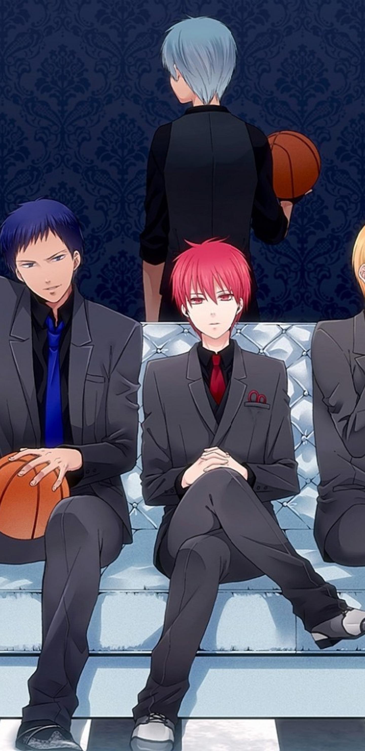 1440x2960 Kuroko No Basket Basketball Kuroko Akashi Seijuurou Samsung Galaxy Note 9 8 S9 S8 S8 Qhd Wallpaper Hd Anime 4k Wallpapers Images Photos And Background