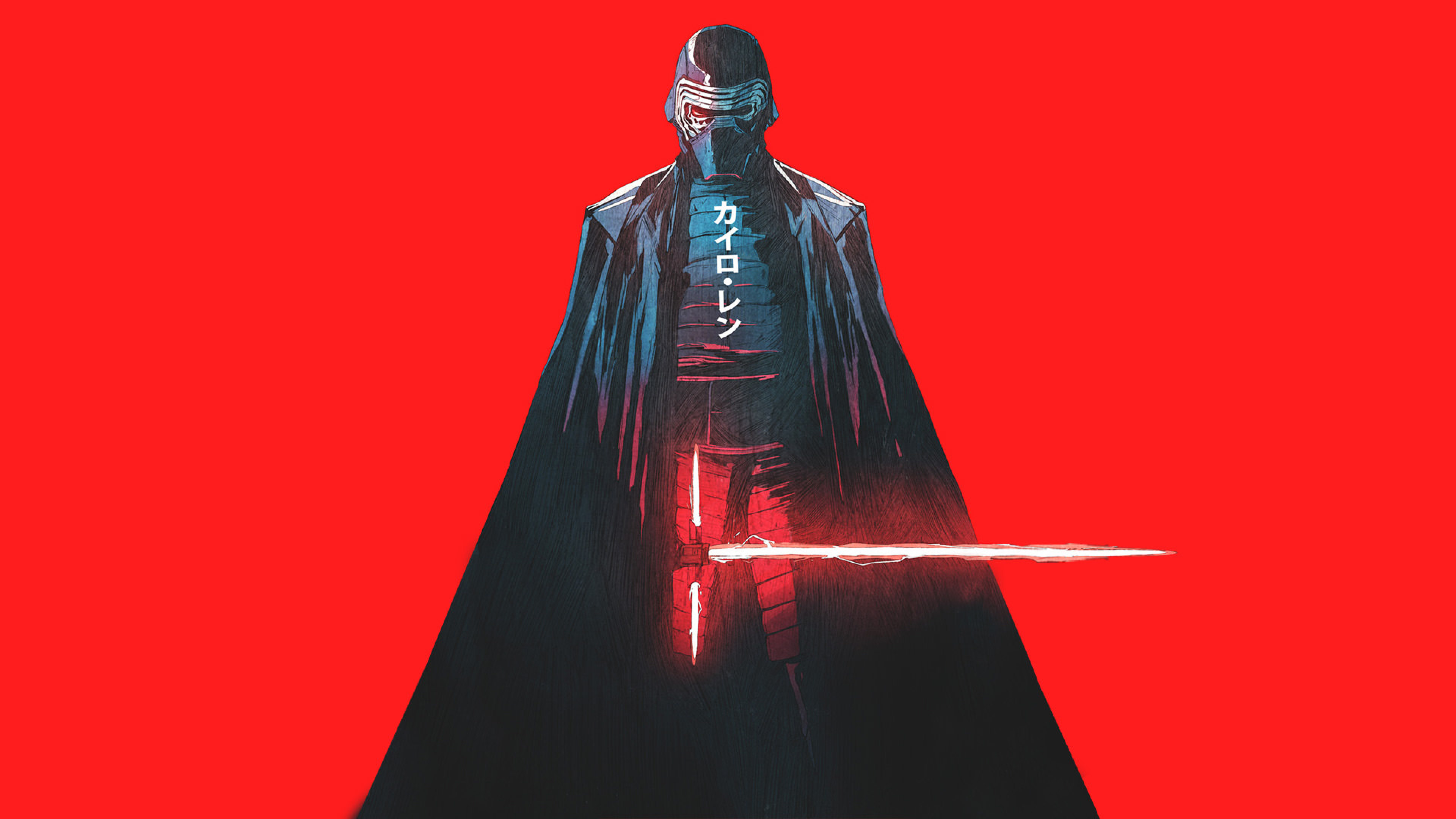 3840x2160 Kylo Ren Star Wars Artwork 4k Wallpaper Hd Movies 4k Wallpapers Images Photos And Background