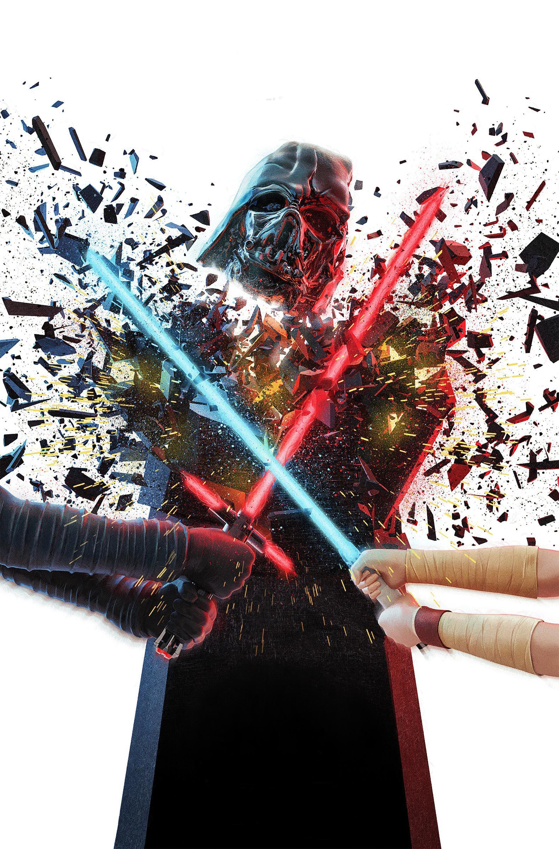 Kylo Rey Vs Darth Vader Wallpaper Hd Movies 4k Wallpapers Images