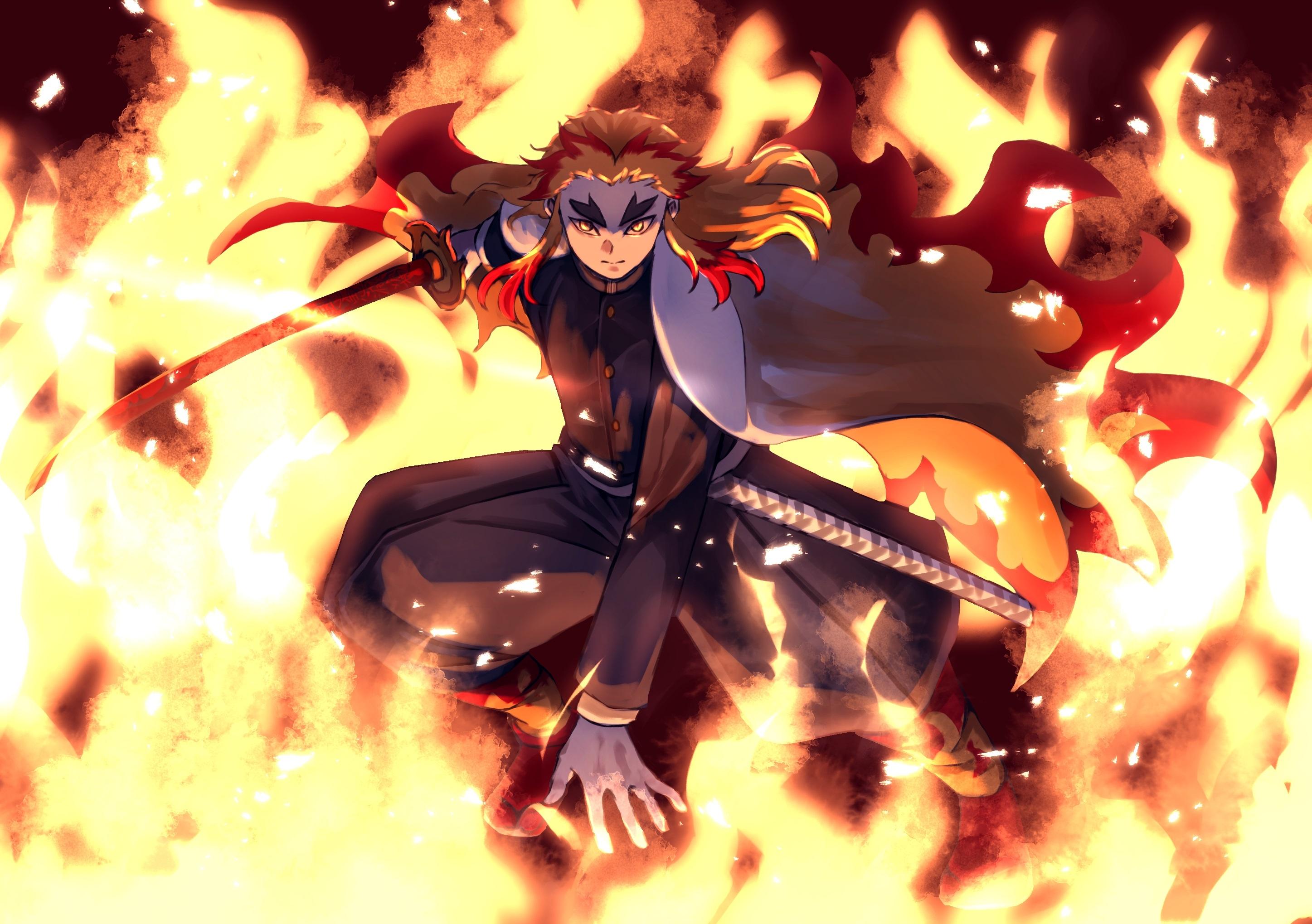 Demon Slayer Anime Wallpaper Laptop - Anime Wallpaper HD