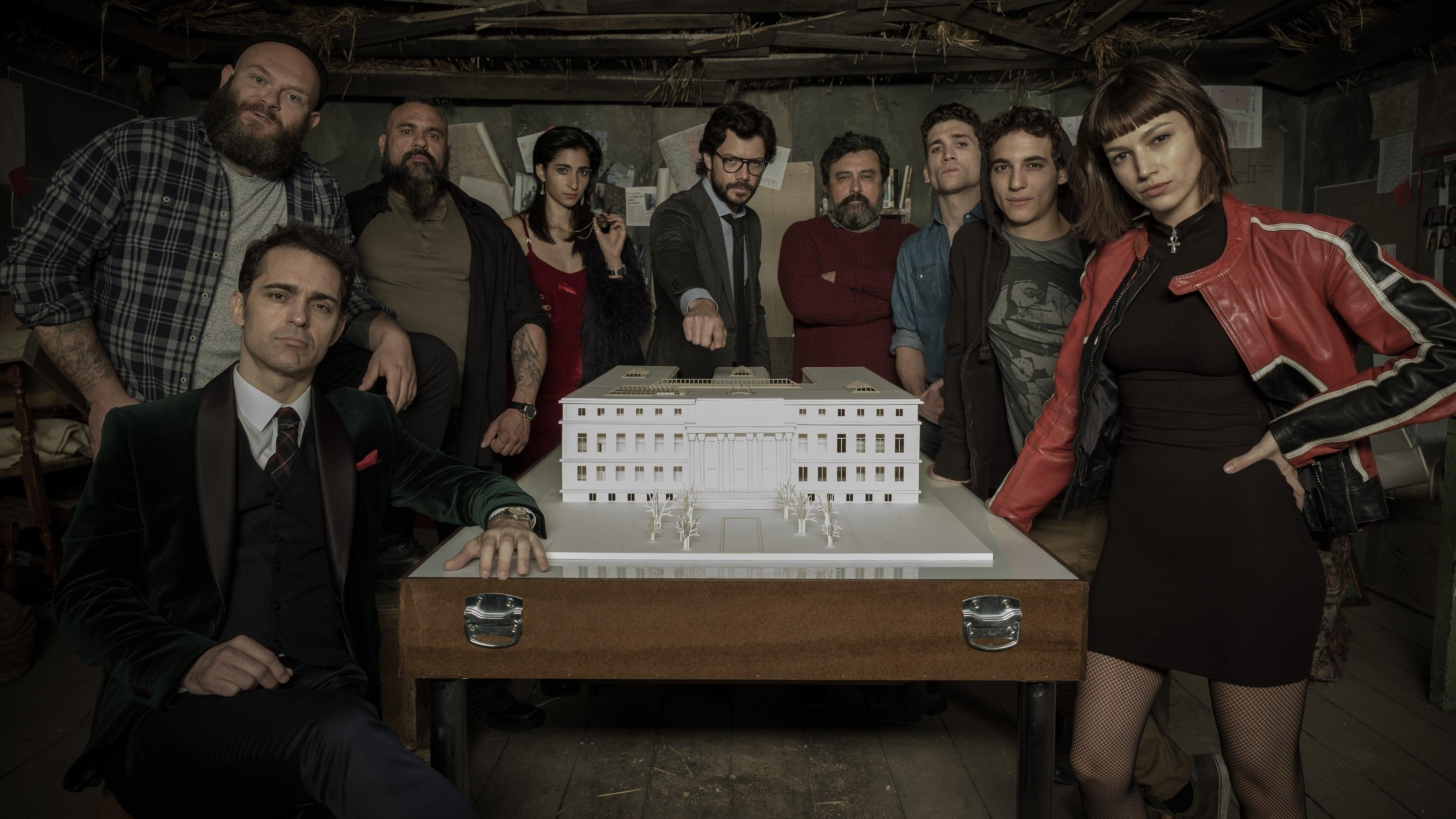 La Casa De Papel Wallpaper Hd Tv Series 4k Wallpapers