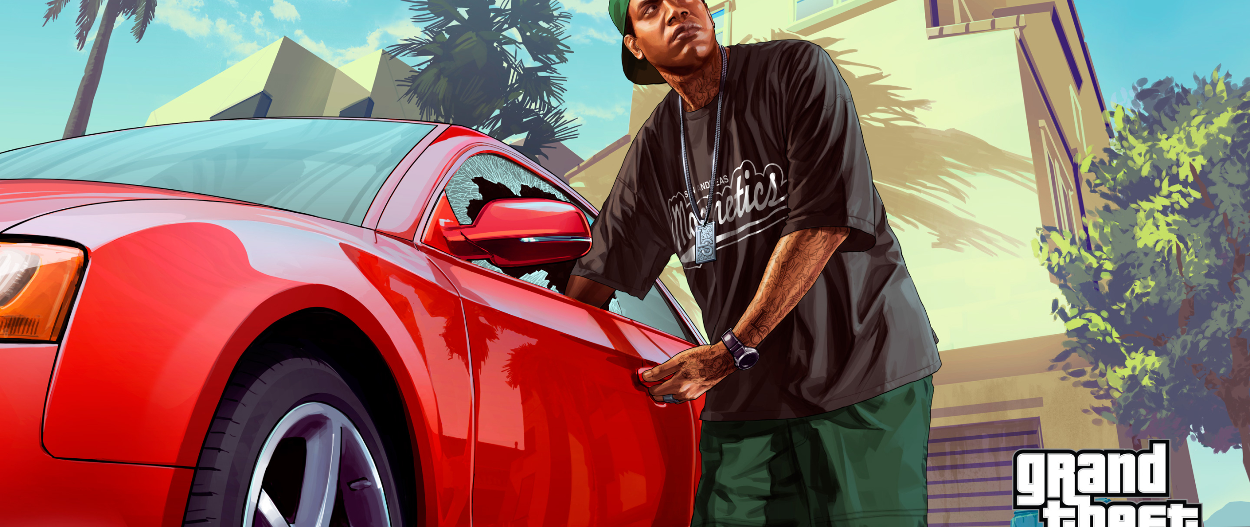 Gta wallpapers san andreas 4