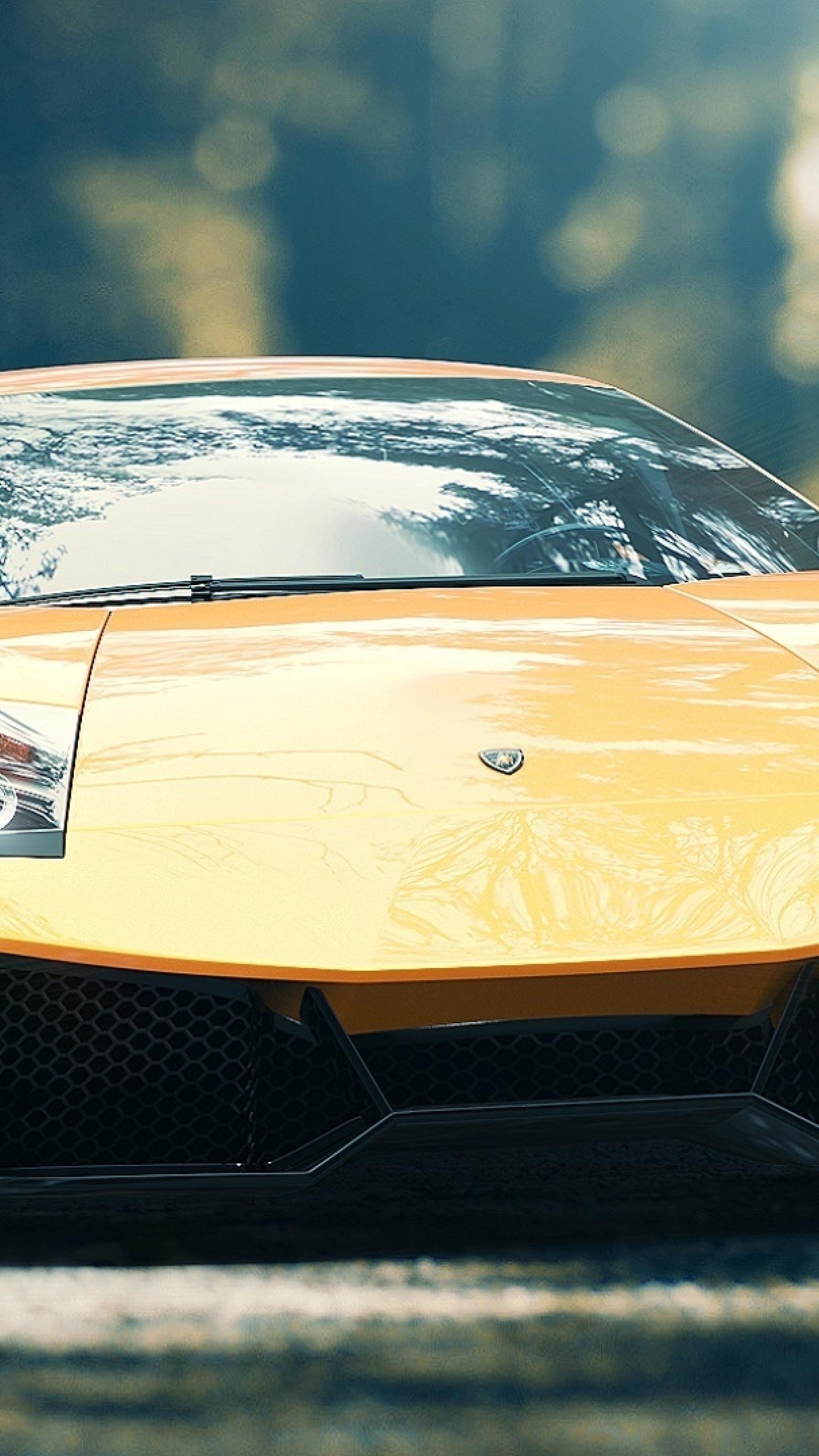 Lamborghini Murcielago lp SV wallpaper cars Wallpaper