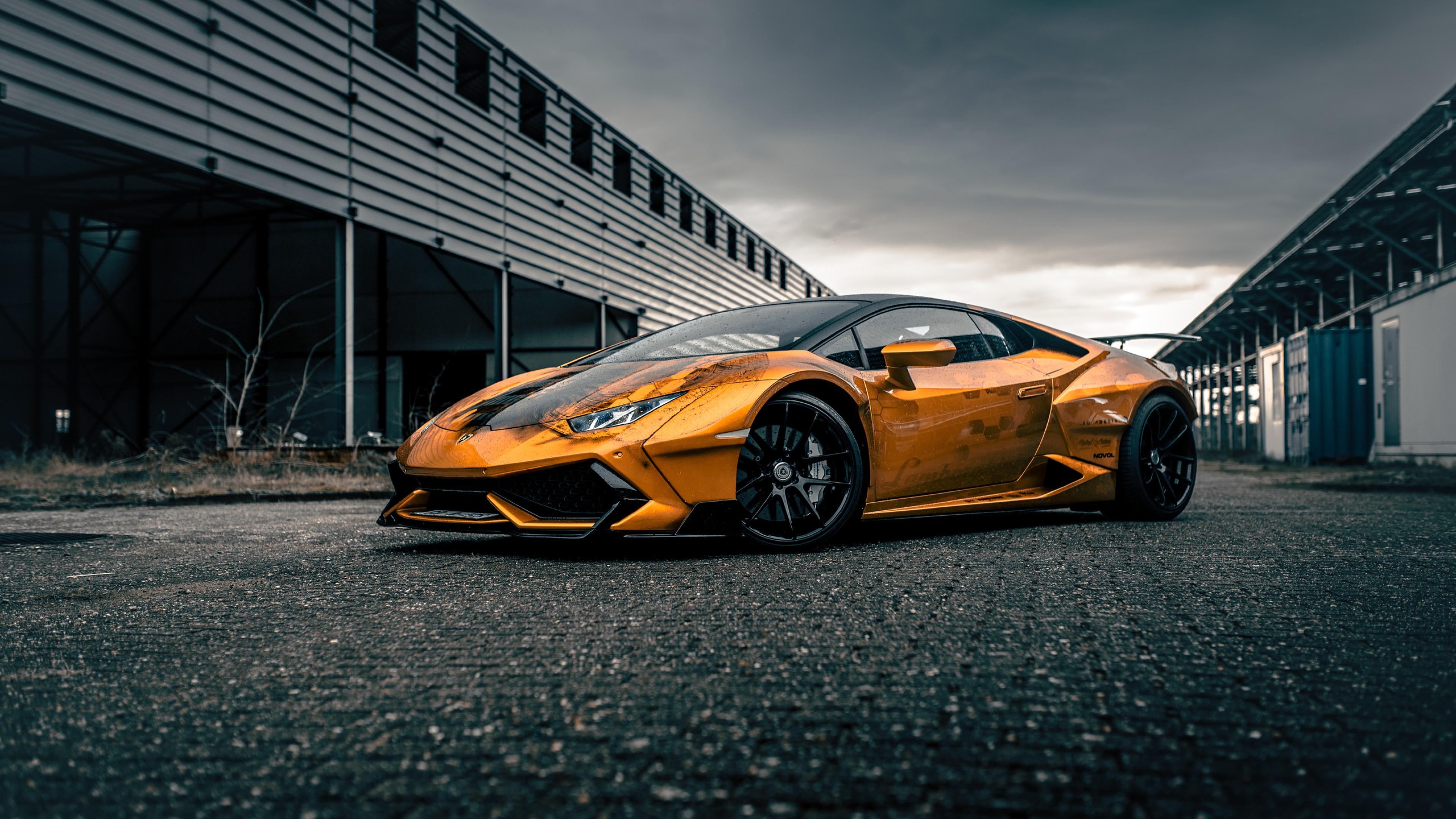 3840x2160 Lamborghini 4K Wallpaper, HD Cars 4K Wallpapers ...