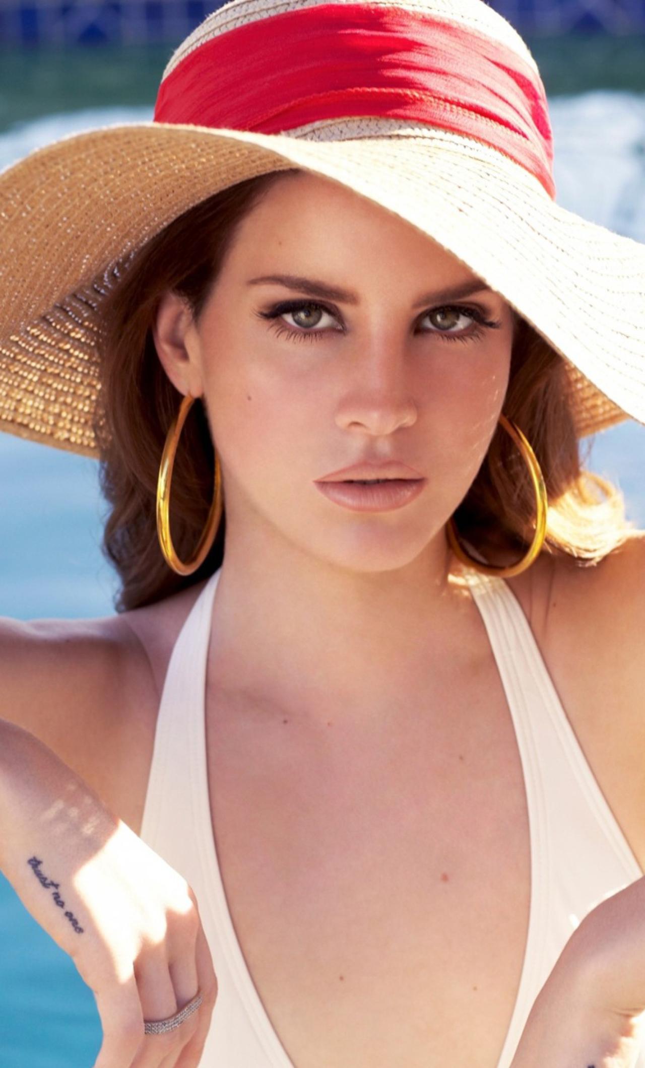1280x2120 Lana Del Rey Trust No One Wallpapers Iphone 6 Plus