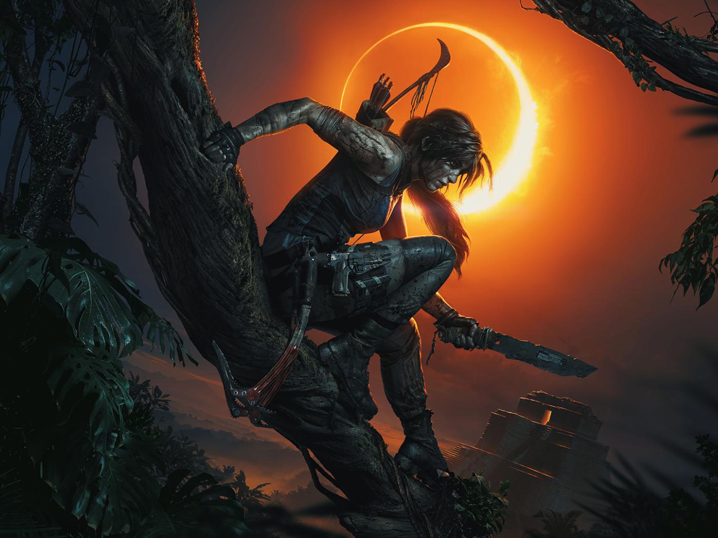 7680x4320 Lara Croft 8k Artwork 8k Hd 4k Wallpapers: Lara Croft Shadow Of The Tomb Raider, Full HD Wallpaper