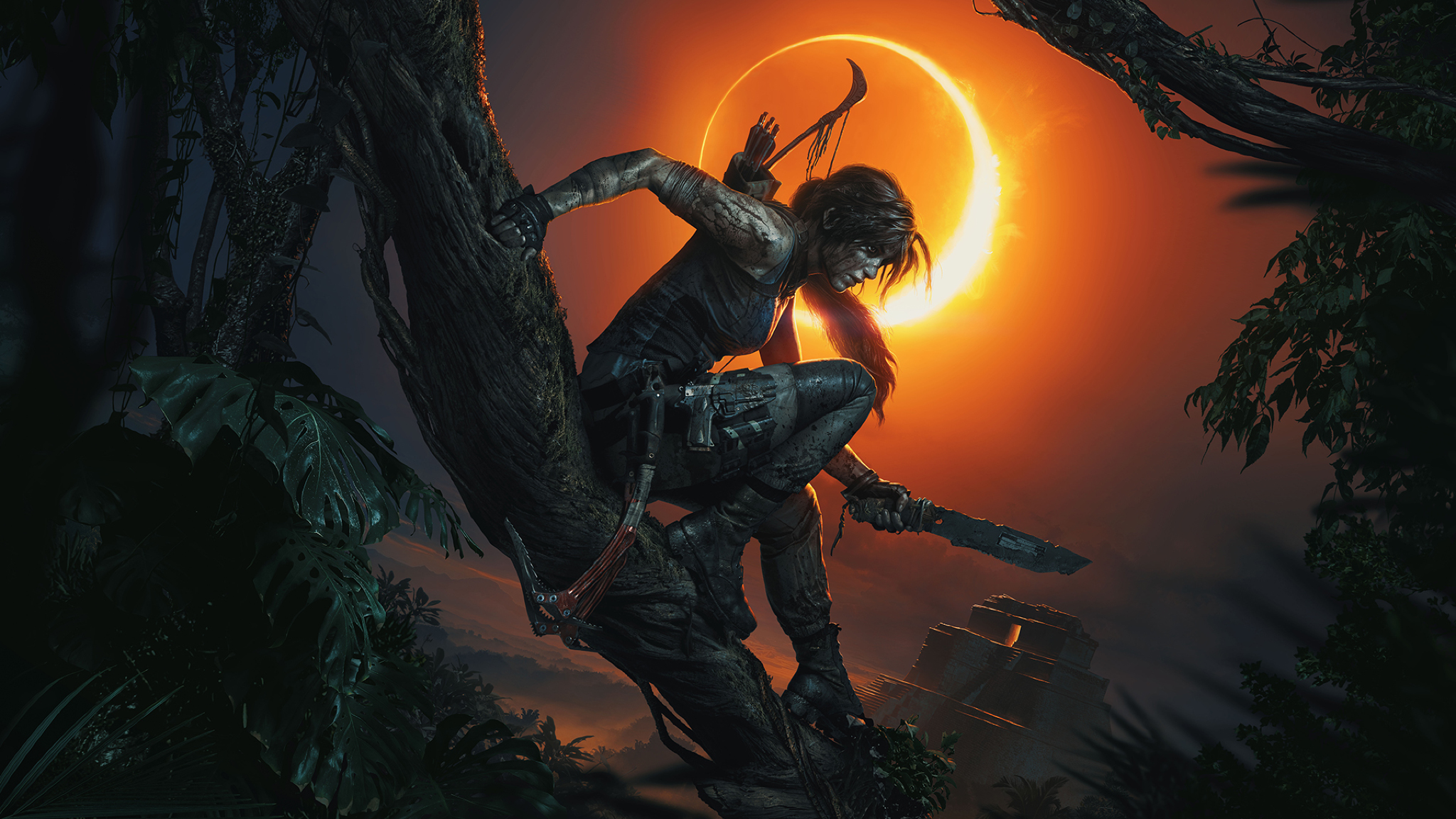 Best Dual Sport >> Lara Croft Shadow Of The Tomb Raider, Full HD Wallpaper