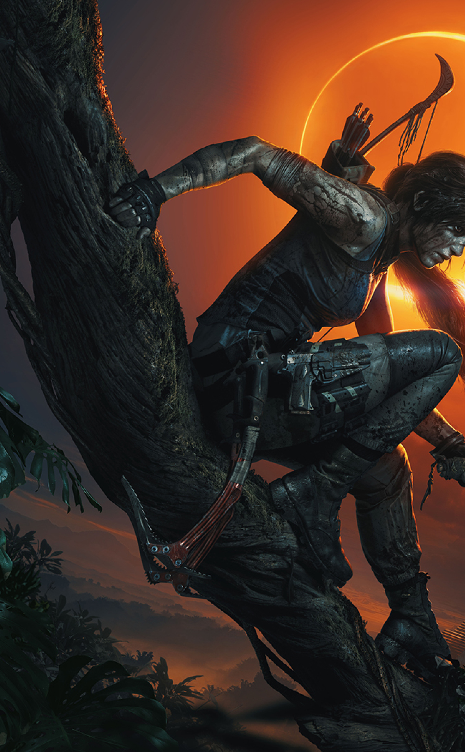 Lara Croft Shadow Of The Tomb Raider Full Hd Wallpaper