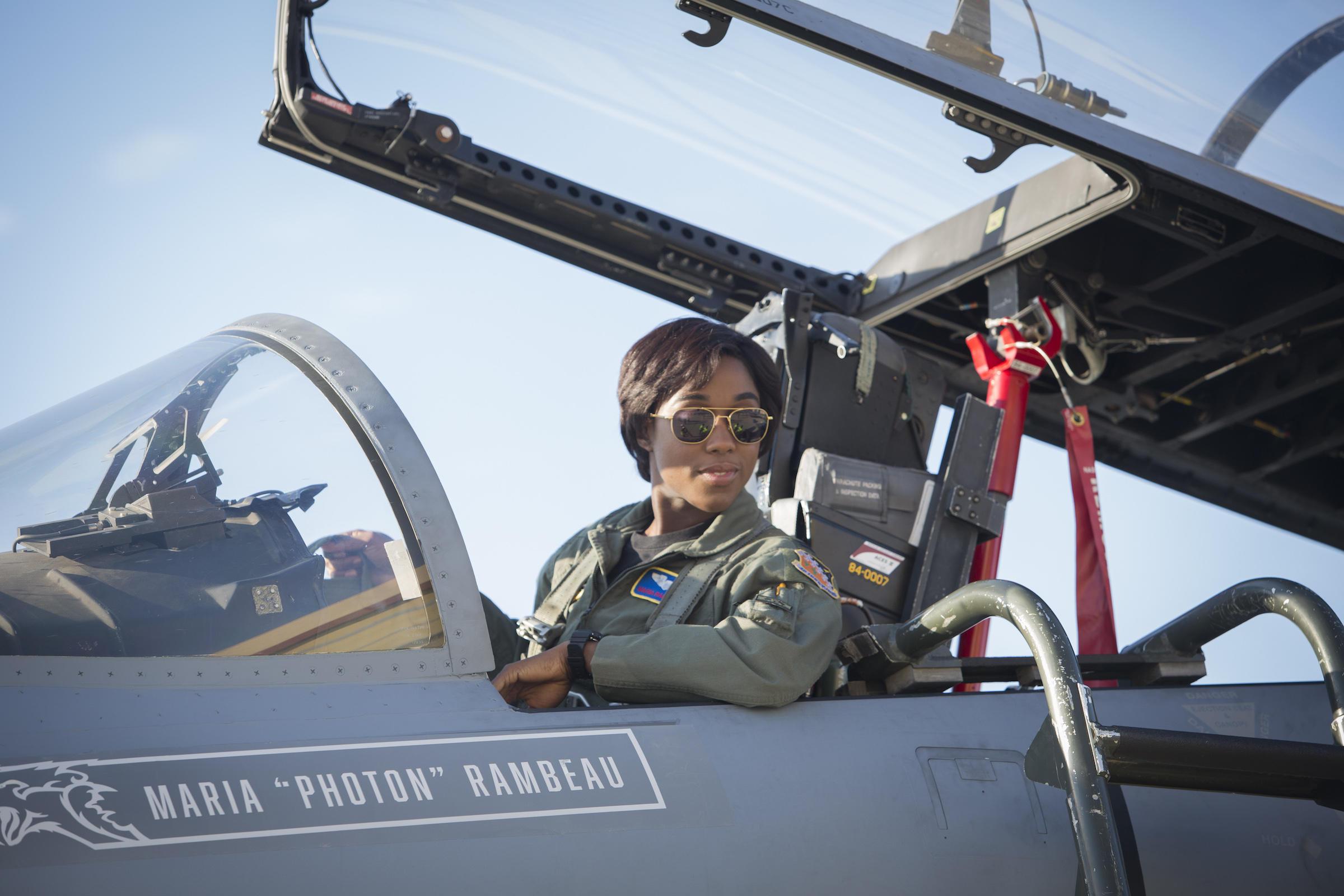 Lashana Lynch in Captain Marvel Movie 2019 Wallpaper, HD ...