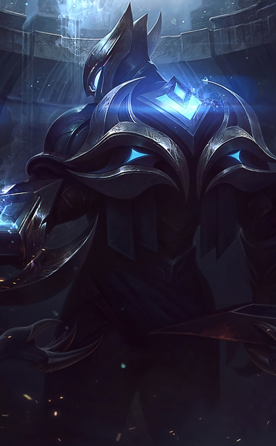 League Of Legends Zed And Overwatch Reaper, Full HD Wallpaper