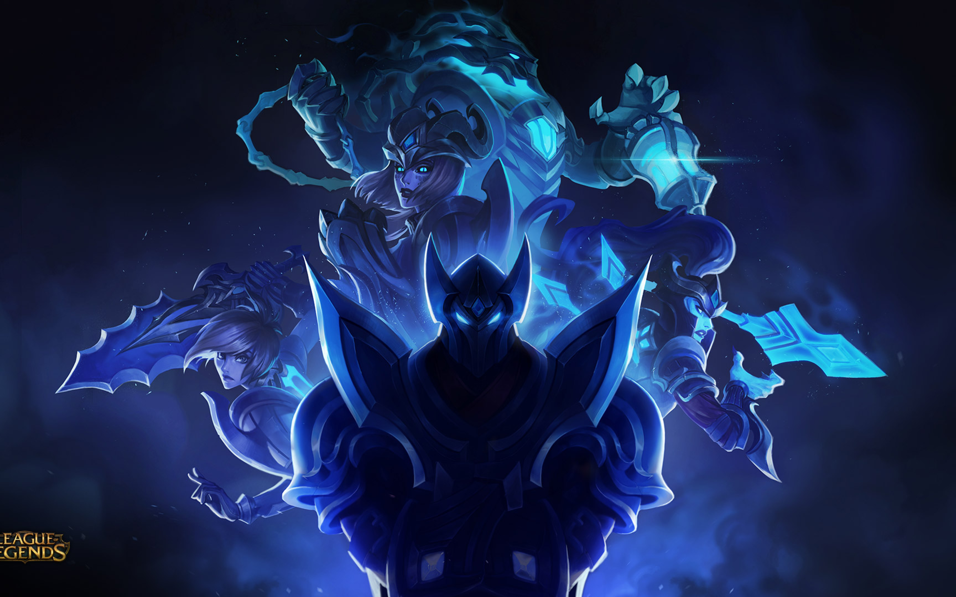 3840x2400 League Of Legends Zed Riven Shyvana And Thresh Uhd 4k 3840x2400 Resolution Wallpaper Hd Games 4k Wallpapers Images Photos And Background