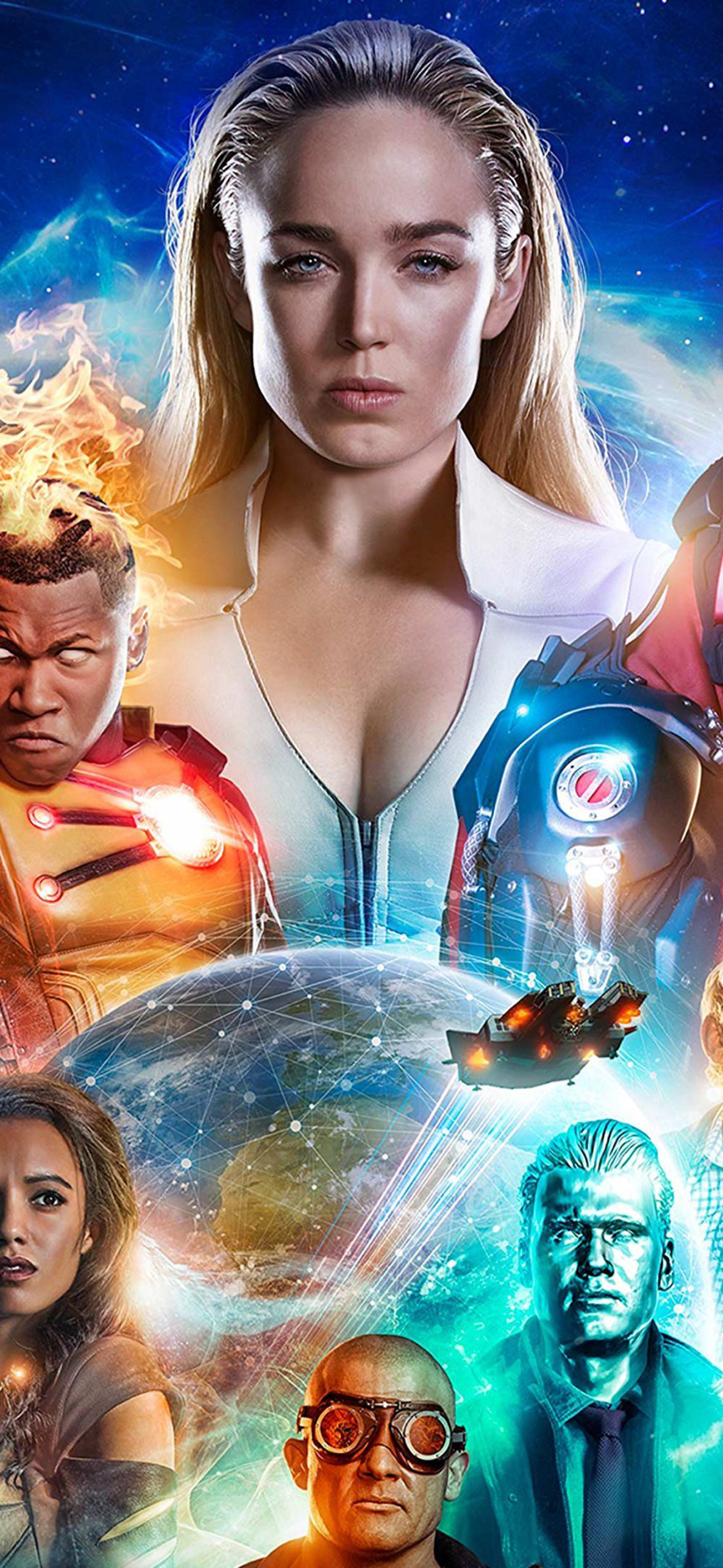 1440x3120 Legends Of Tomorrow 1440x3120 Resolution Wallpaper Hd
