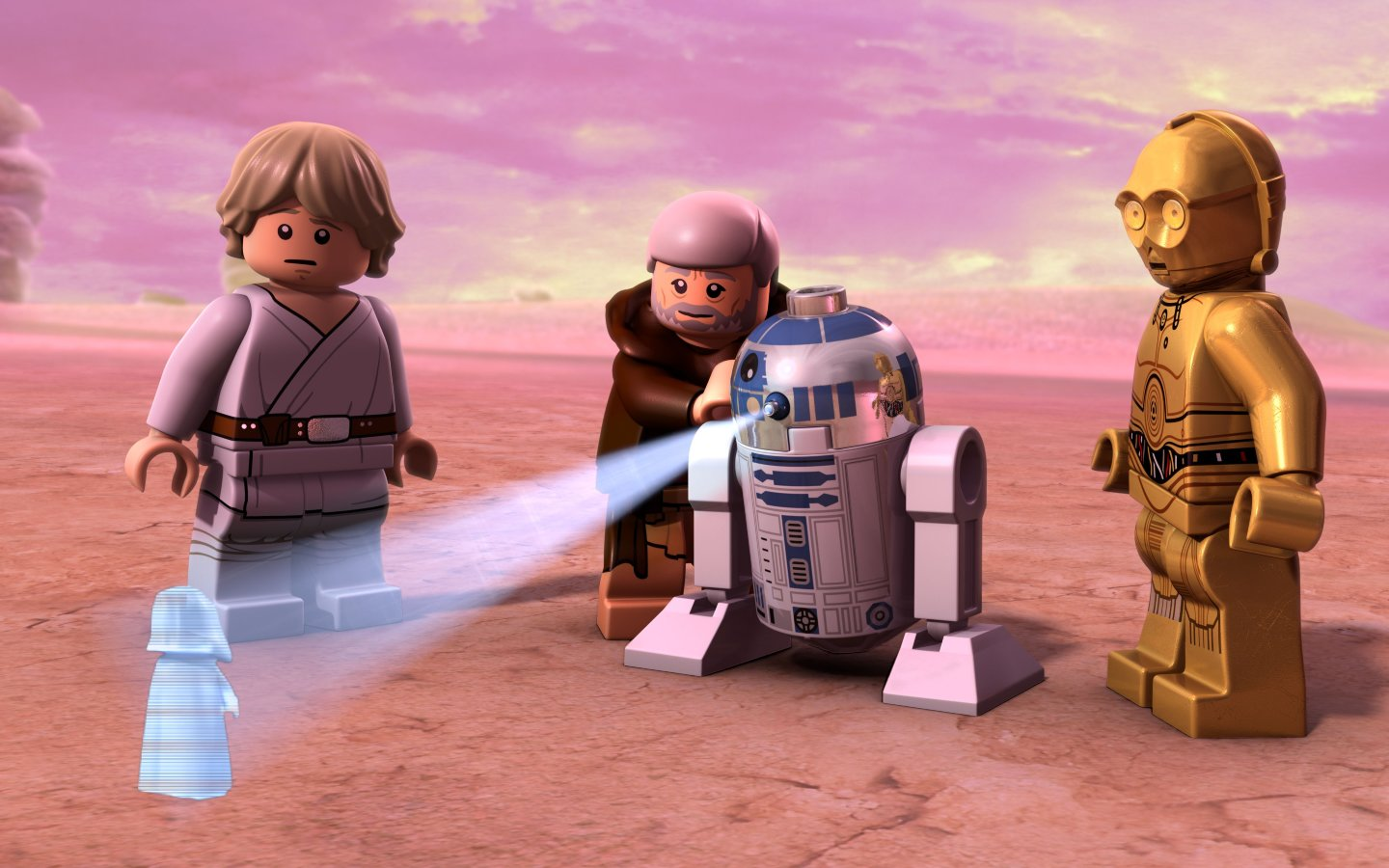 Xperia Wallpaper 1920x1080 Lego Star Wars: Droid ...