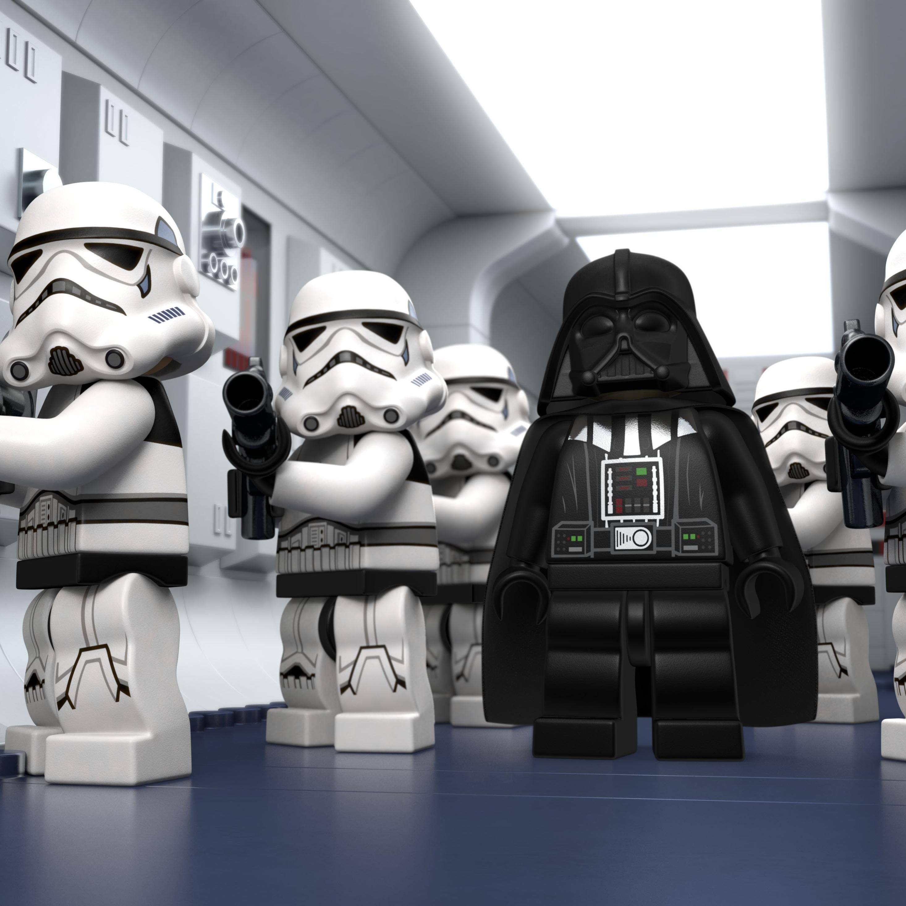 Lego Star Wars Droid Tales Stormtrooper, HD 4K Wallpaper