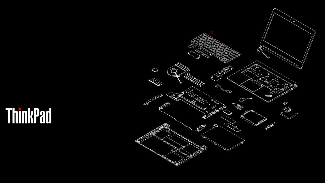 1366x768 Lenovo ThinkPad 1366x768 Resolution Wallpaper, HD ...