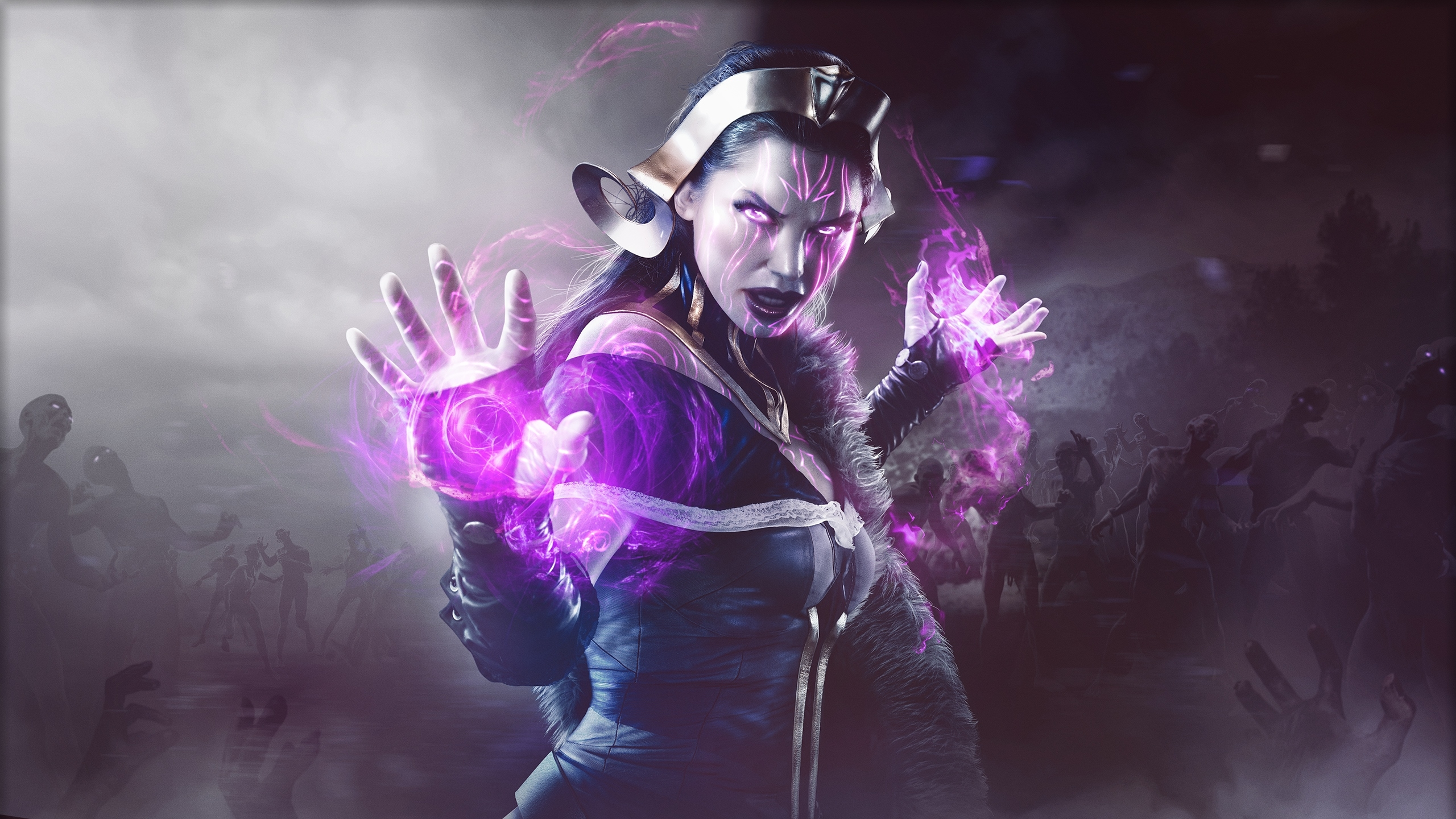 Liliana Magic The Gathering Wallpaper Hd Games 4k Wallpapers