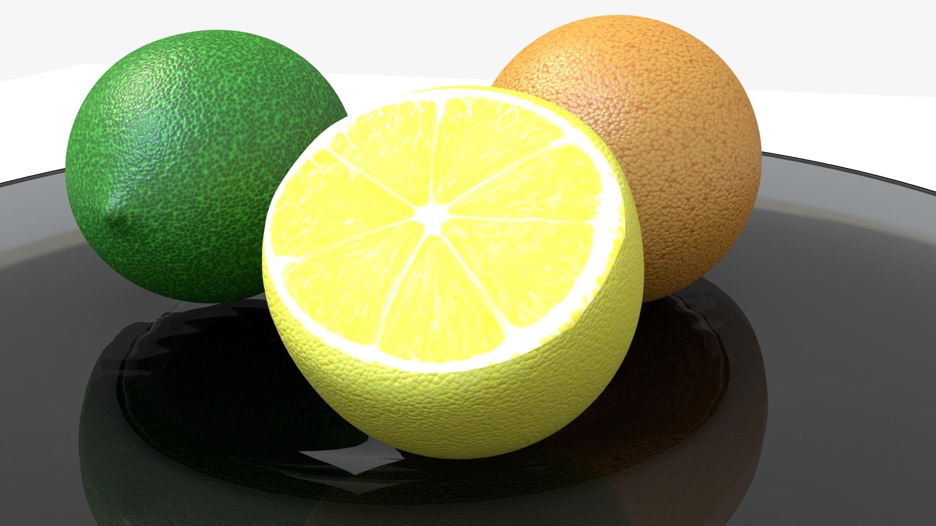 Lime Lemon Orange Wallpaper Hd 3d 4k Wallpapers Images