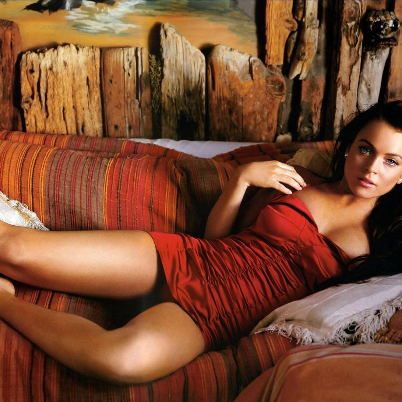 Lindsay Lohan Sex Style, Full Hd Wallpaper-4913
