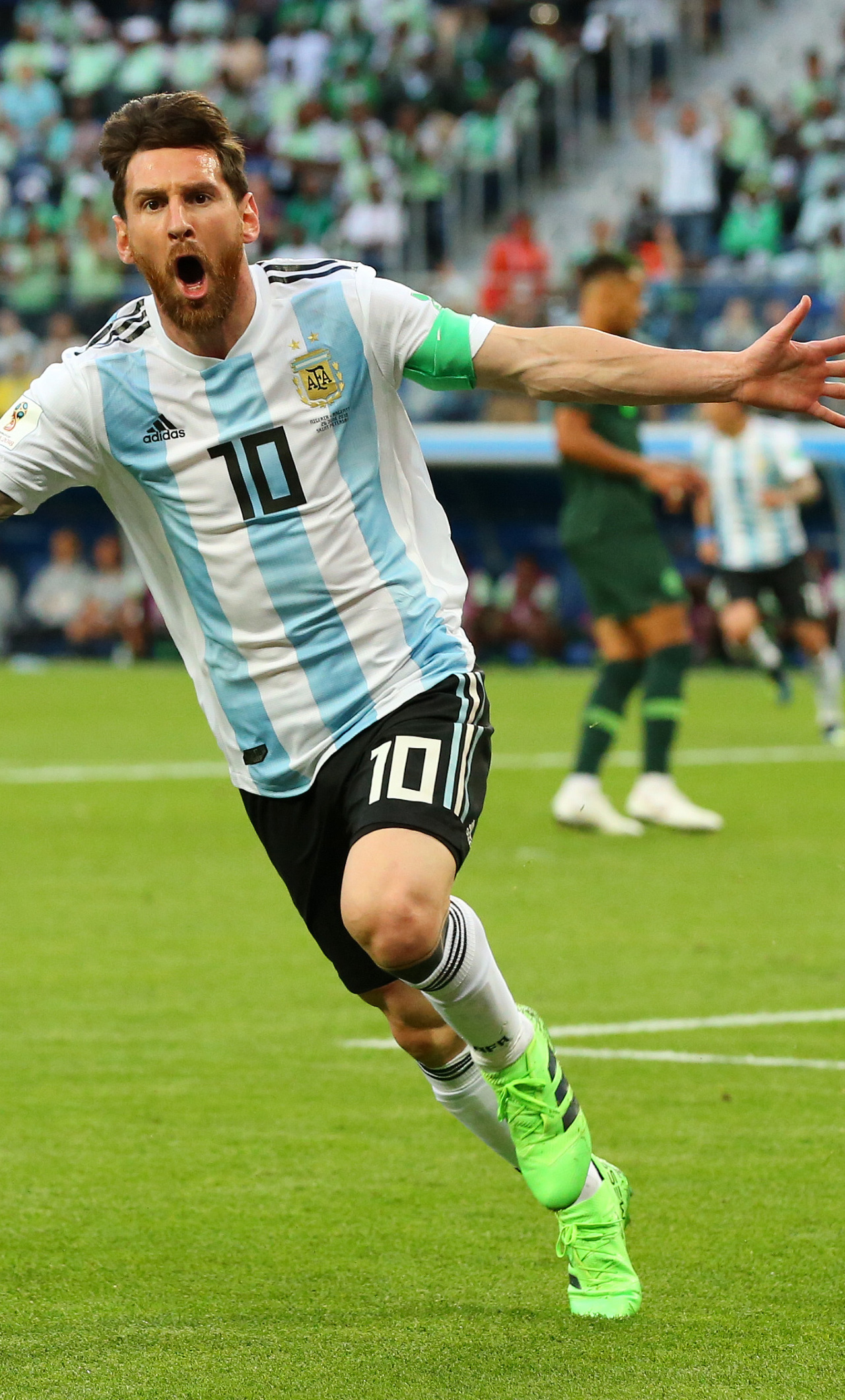 1280x2120 Lionel Messi In Fifa 2018 World Cup Iphone 6 Plus Wallpaper Hd Sports 4k Wallpapers Images Photos And Background