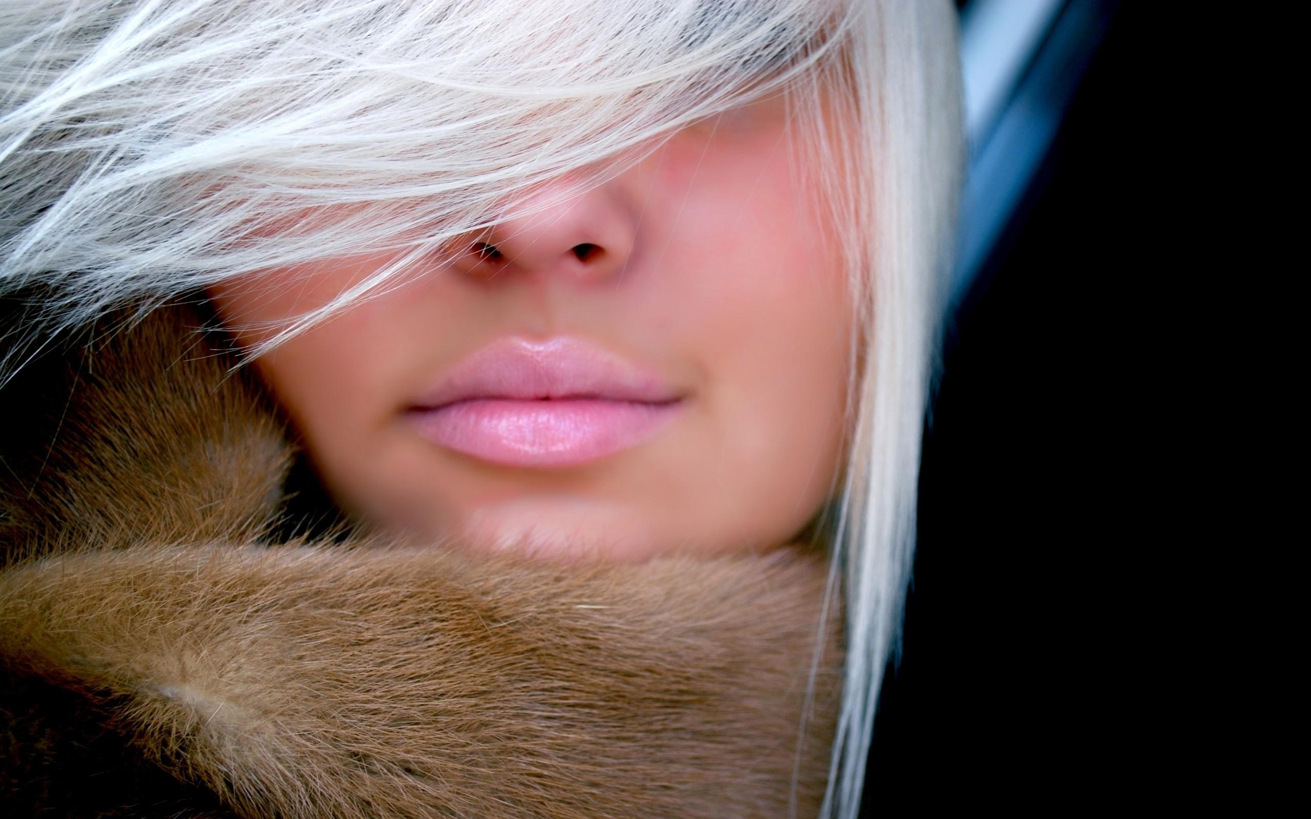 Лицо губы волосы бесплатно