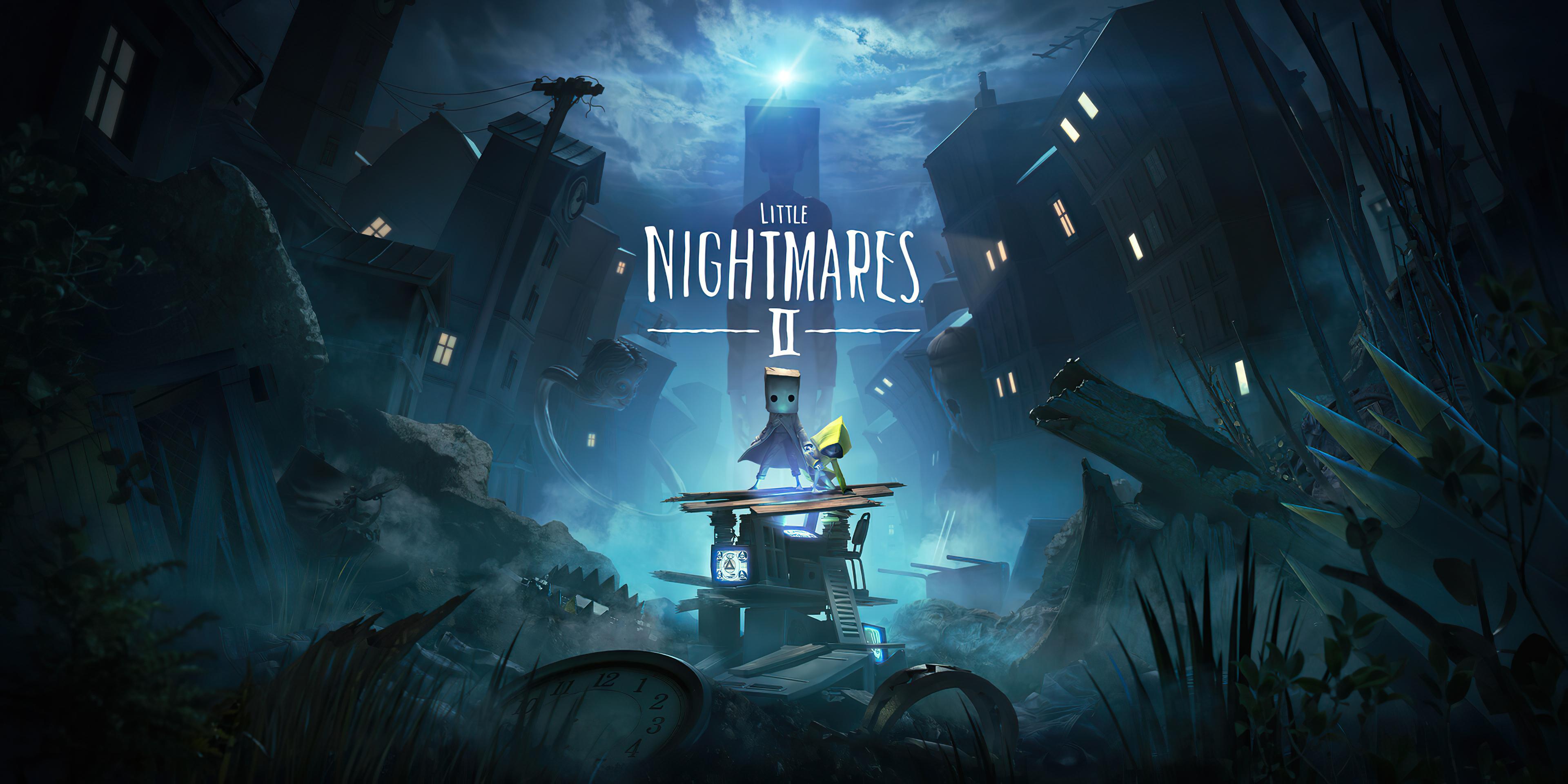 Little Nightmares 2 Wallpaper, HD Games 4K Wallpapers ...