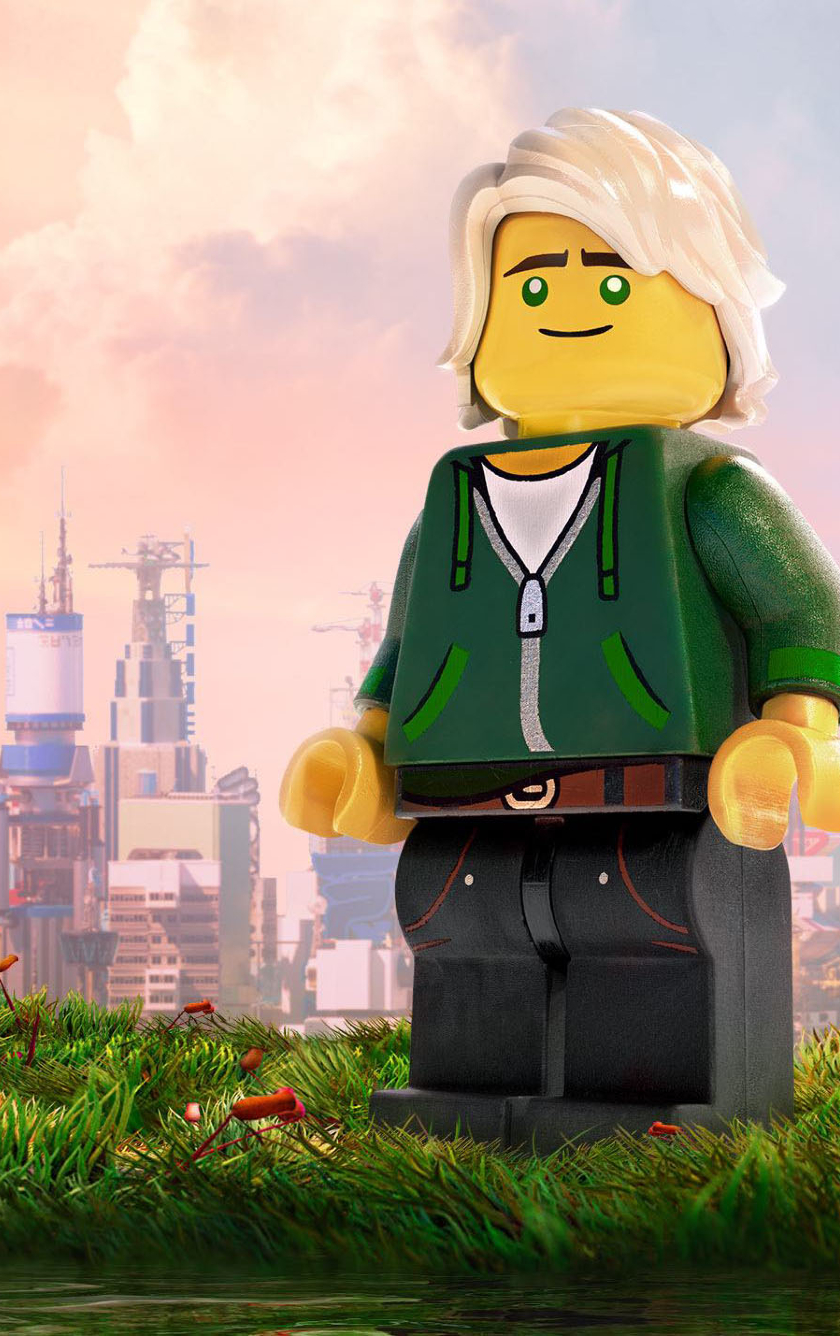 Lloyd garmadon from kai the lego ninjago movie full hd - Ninjago phone wallpaper ...