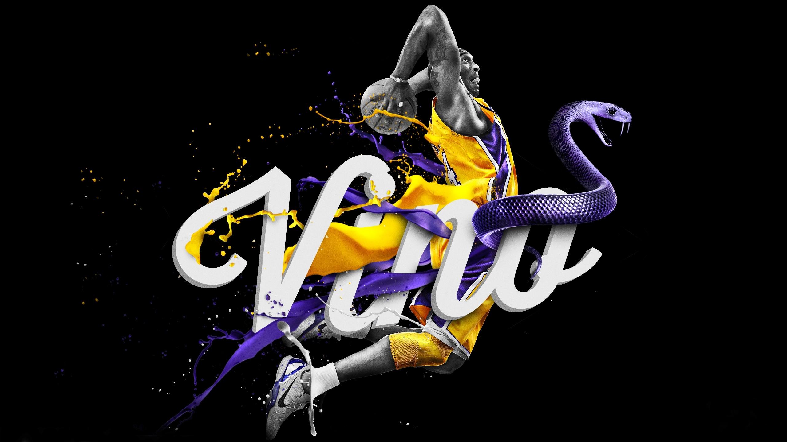 Los Angeles Lakers Nba Kobe Bryant Wallpaper Hd Sports 4k