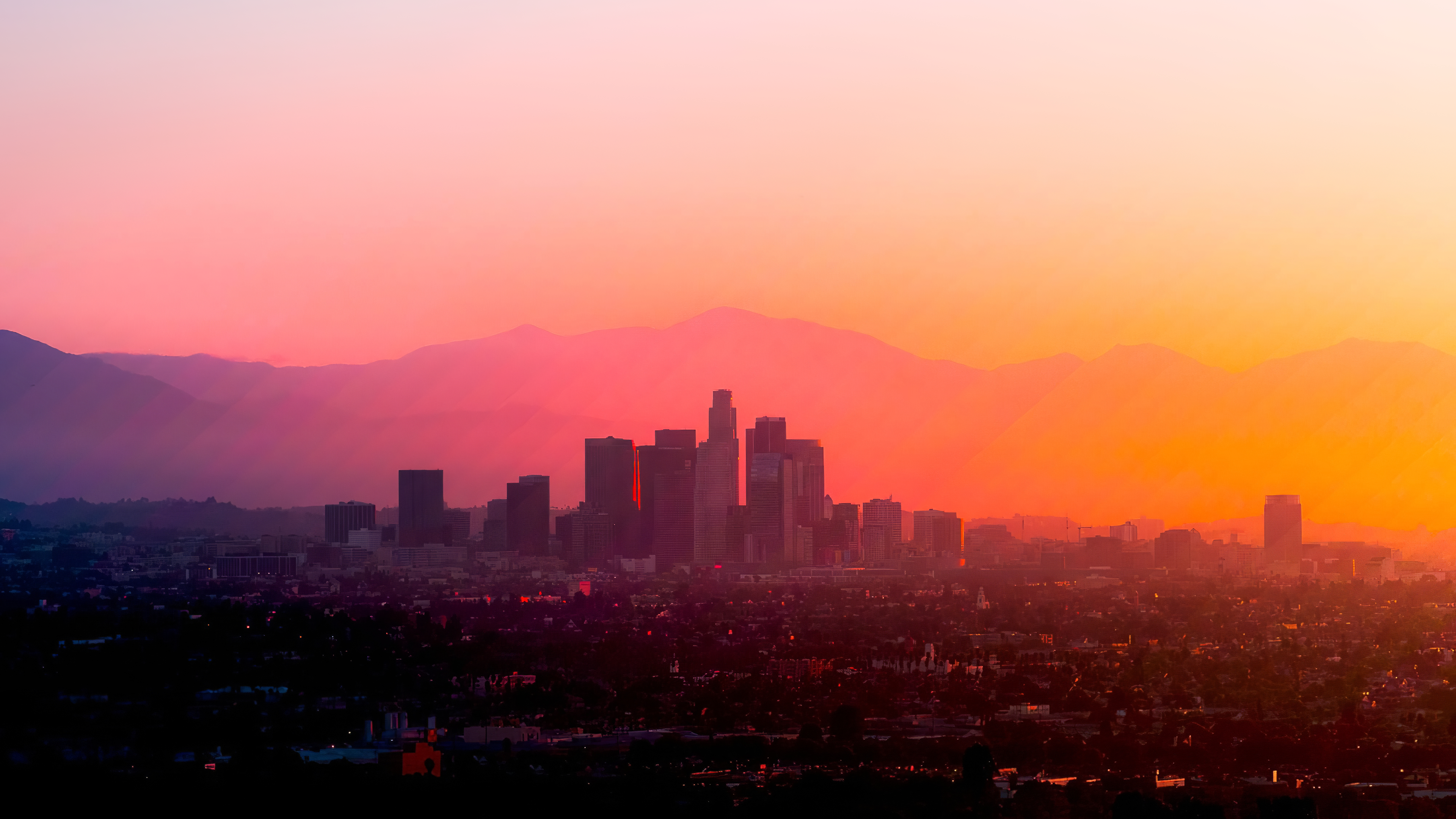 Los Angeles Wallpaper, HD City 4K Wallpapers, Images ...