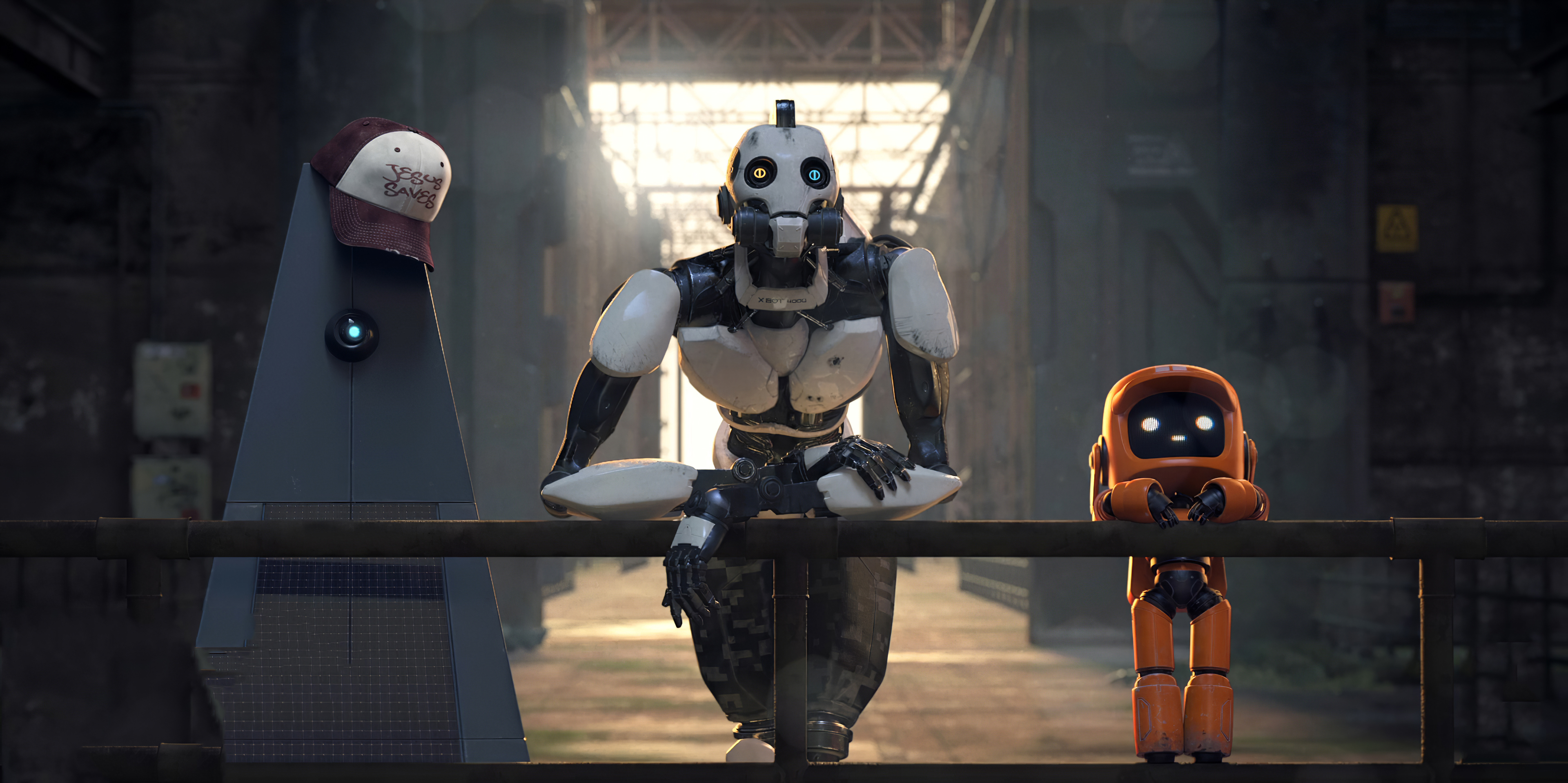 Love Death And Robots Wallpaper, HD TV Series 4K ...