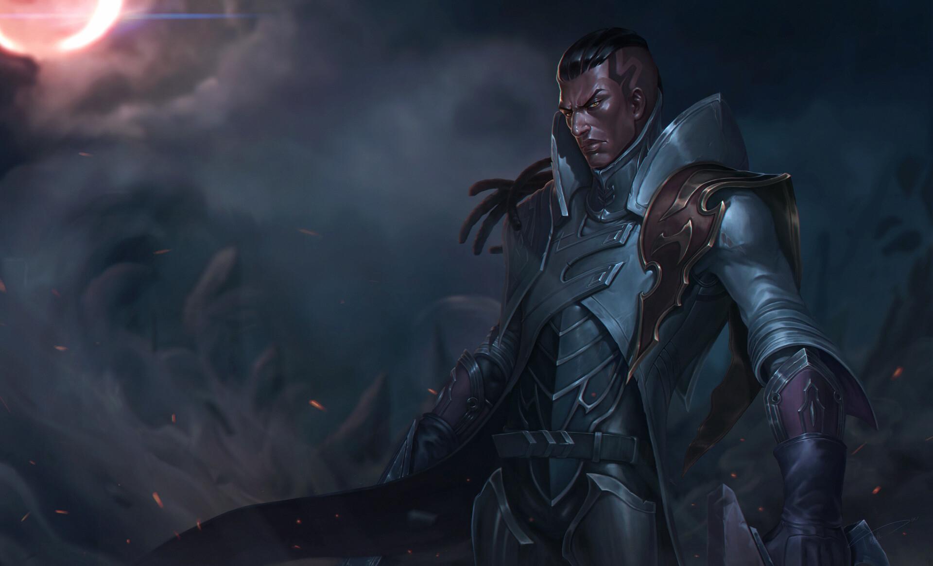 Lucian League Of Legends Wallpaper, HD Games 4K Wallpapers ...