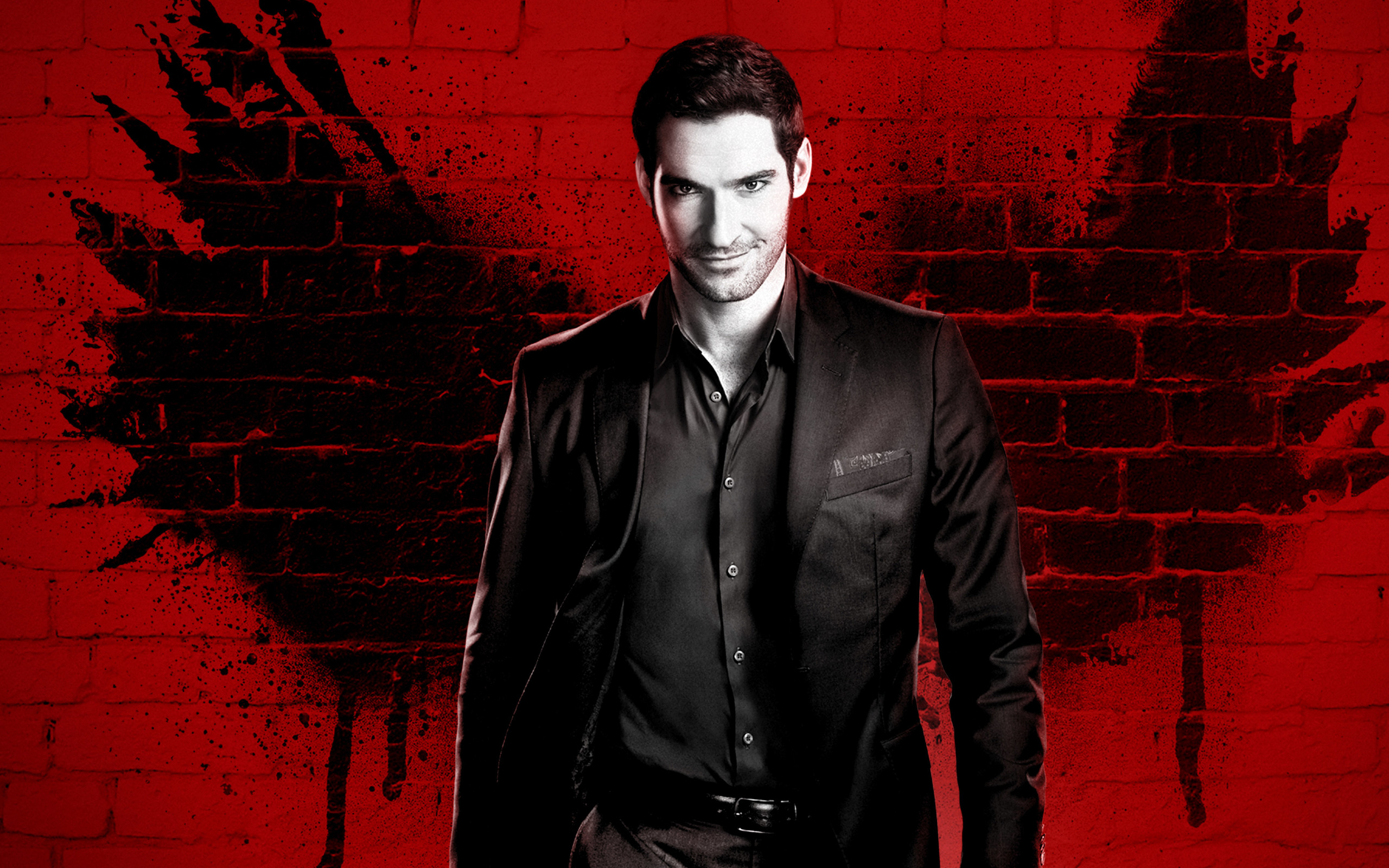 Lucifer Wallpaper 4k: Lucifer Season 3, HD 4K Wallpaper