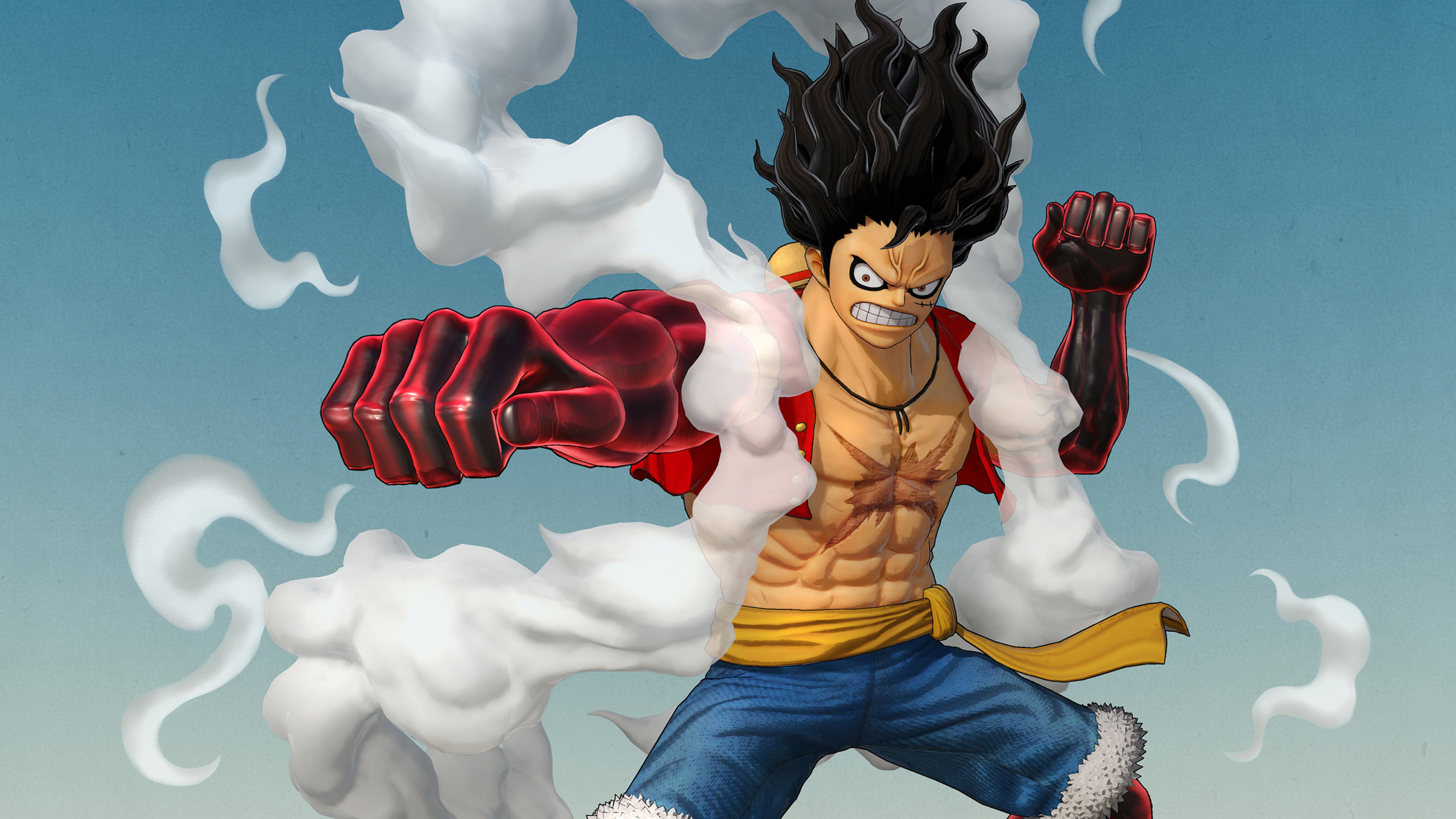 3840x2160 Luffy Snakeman One Piece Game 4k Wallpaper Hd Games 4k Wallpapers Images Photos And Background