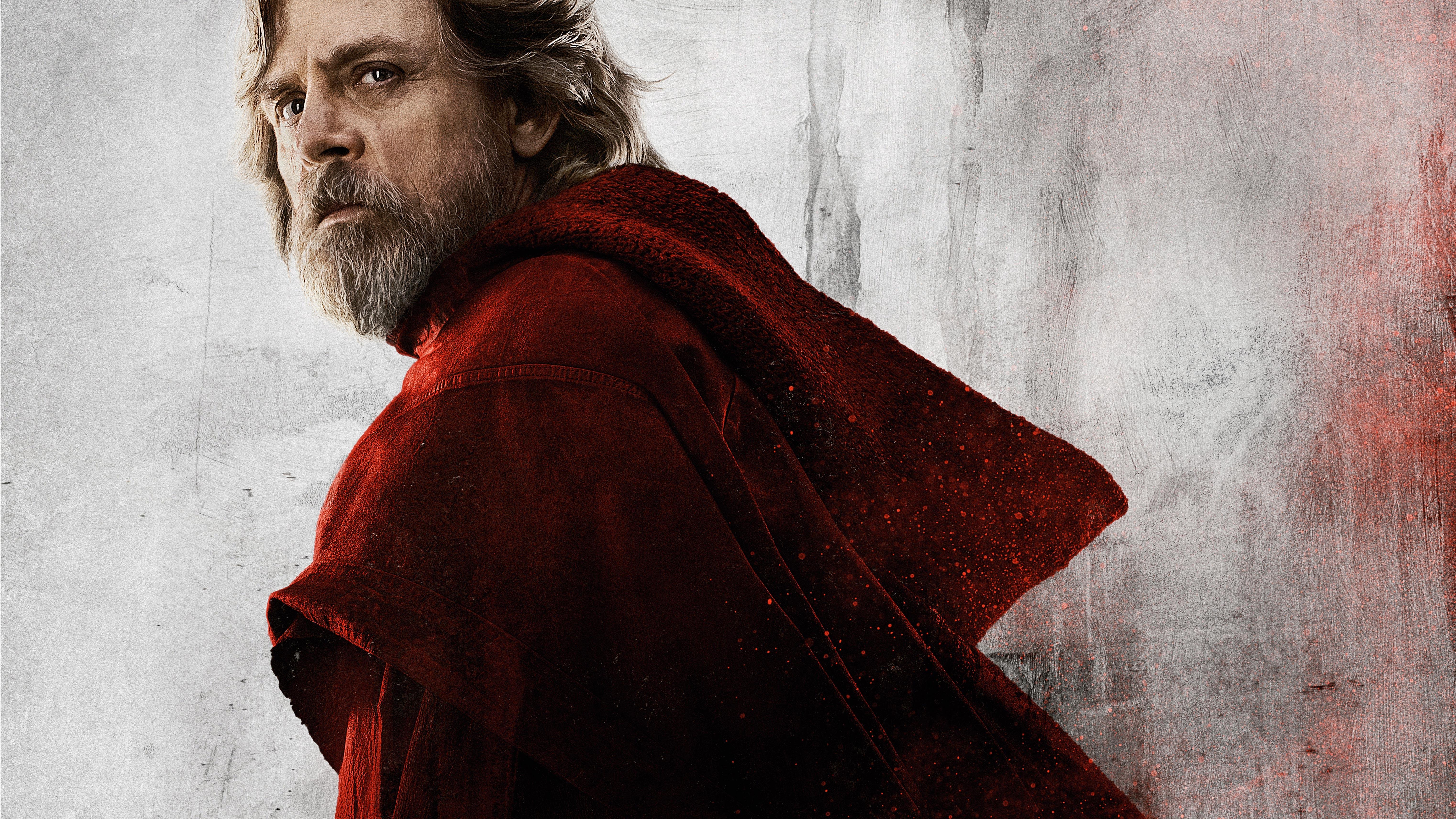 Luke Skywalker Star Wars The Last Jedi Wallpaper Hd Movies 4k