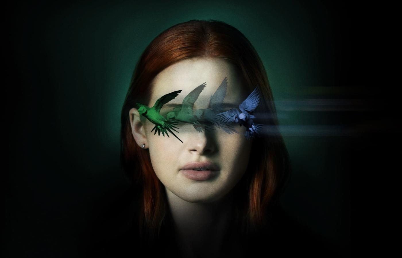 Madelaine Petsch Sightless Movie Wallpaper in 1400x900 Resolution
