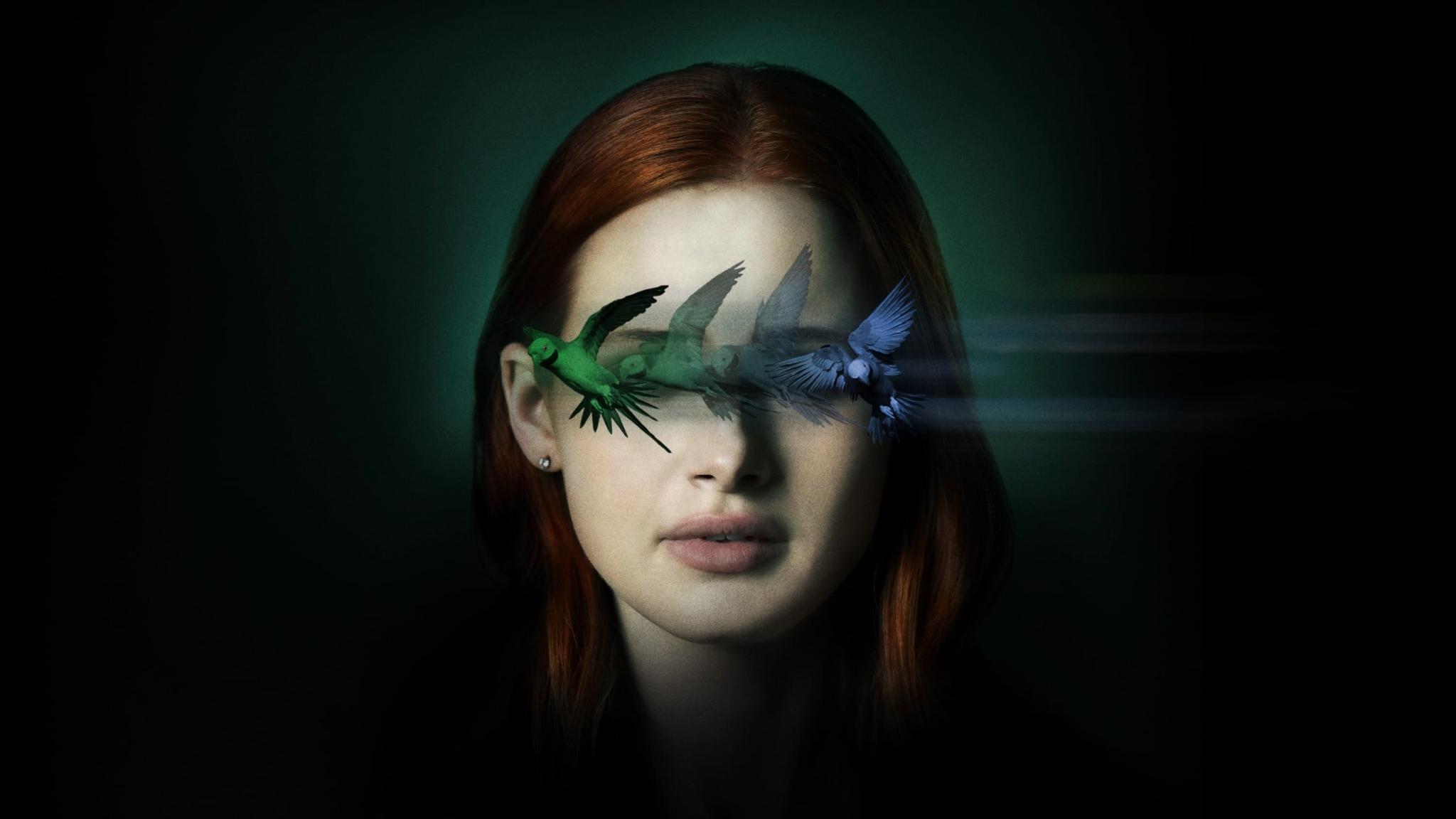 Madelaine Petsch Sightless Movie Wallpaper in 2048x1152 Resolution