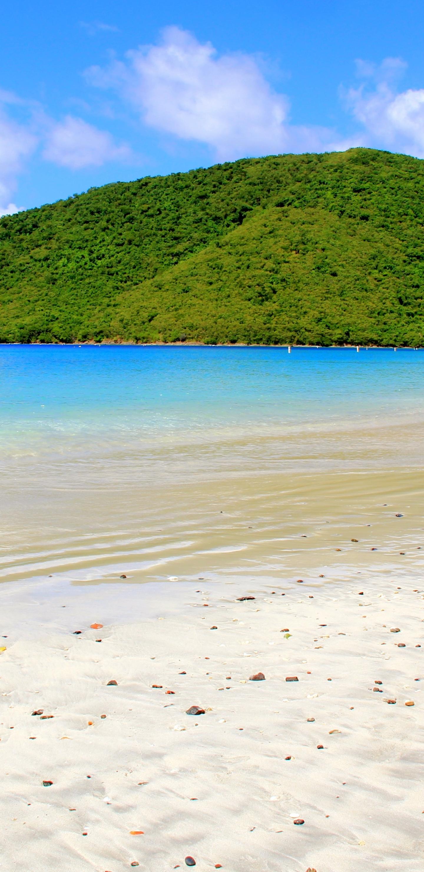 1440x2960 Maho Beach Island Of Saint Martin Caribbean