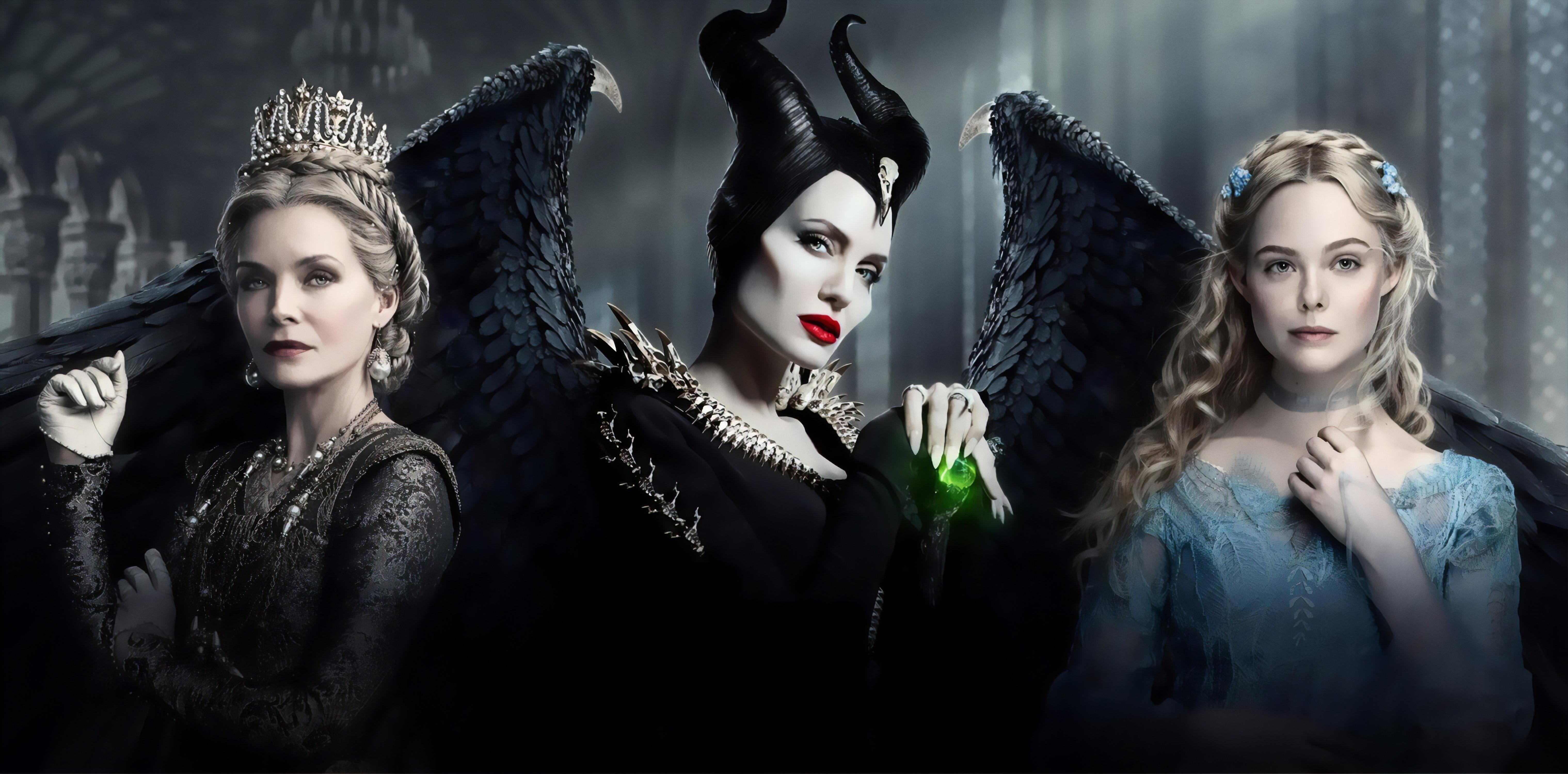 Maleficent Mistress Of Evil Wallpaper Hd Movies 4k