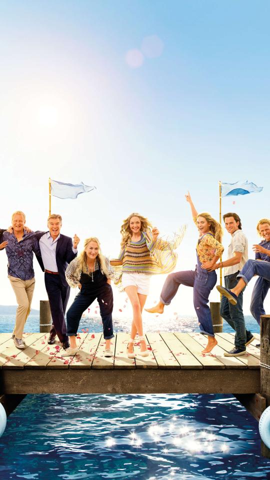 X2 Poster Mamma Mia Here We Go A...