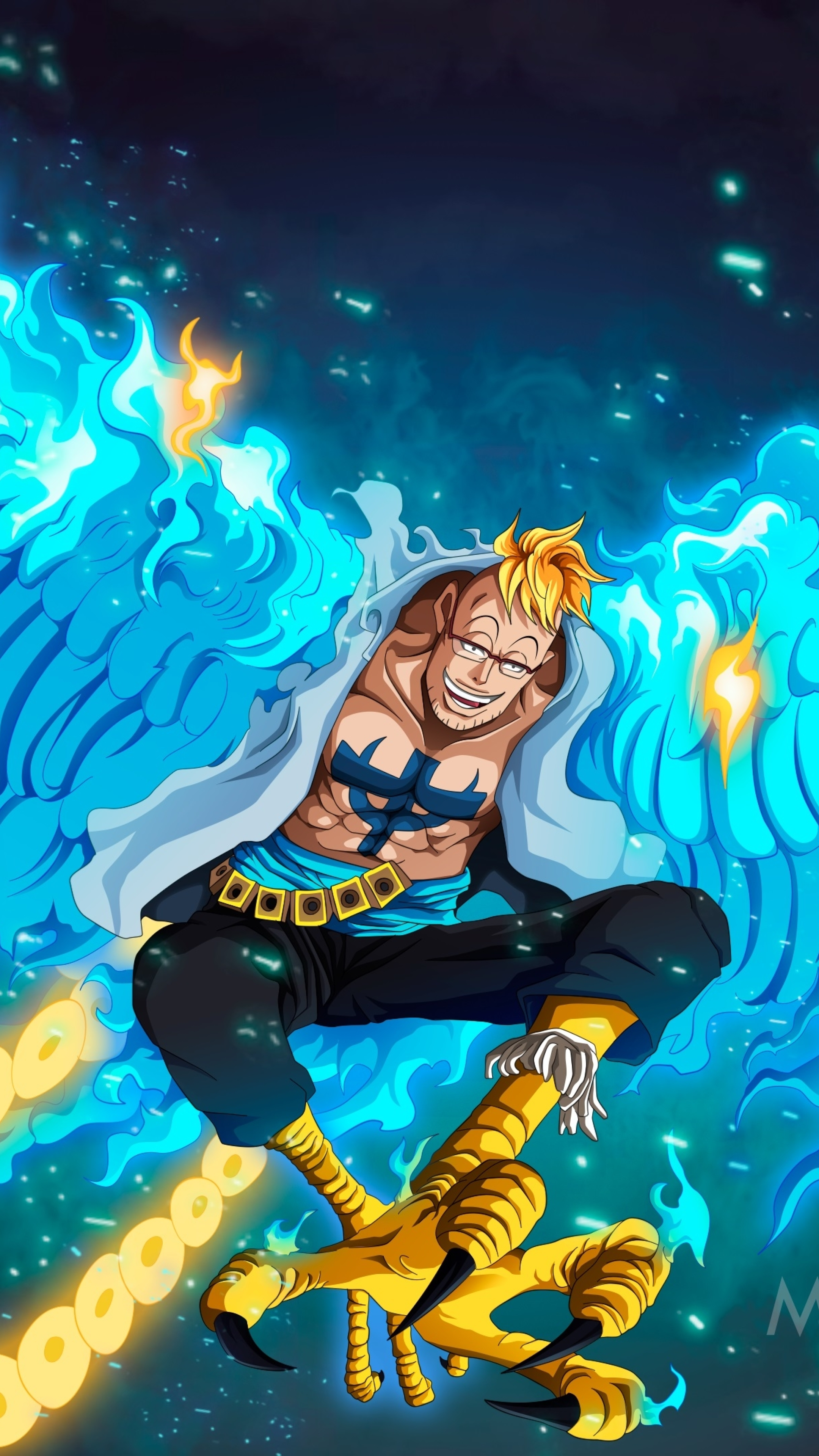2160x3840 Marco One Piece Art Sony Xperia X Xz Z5 Premium Wallpaper Hd Anime 4k Wallpapers Images Photos And Background