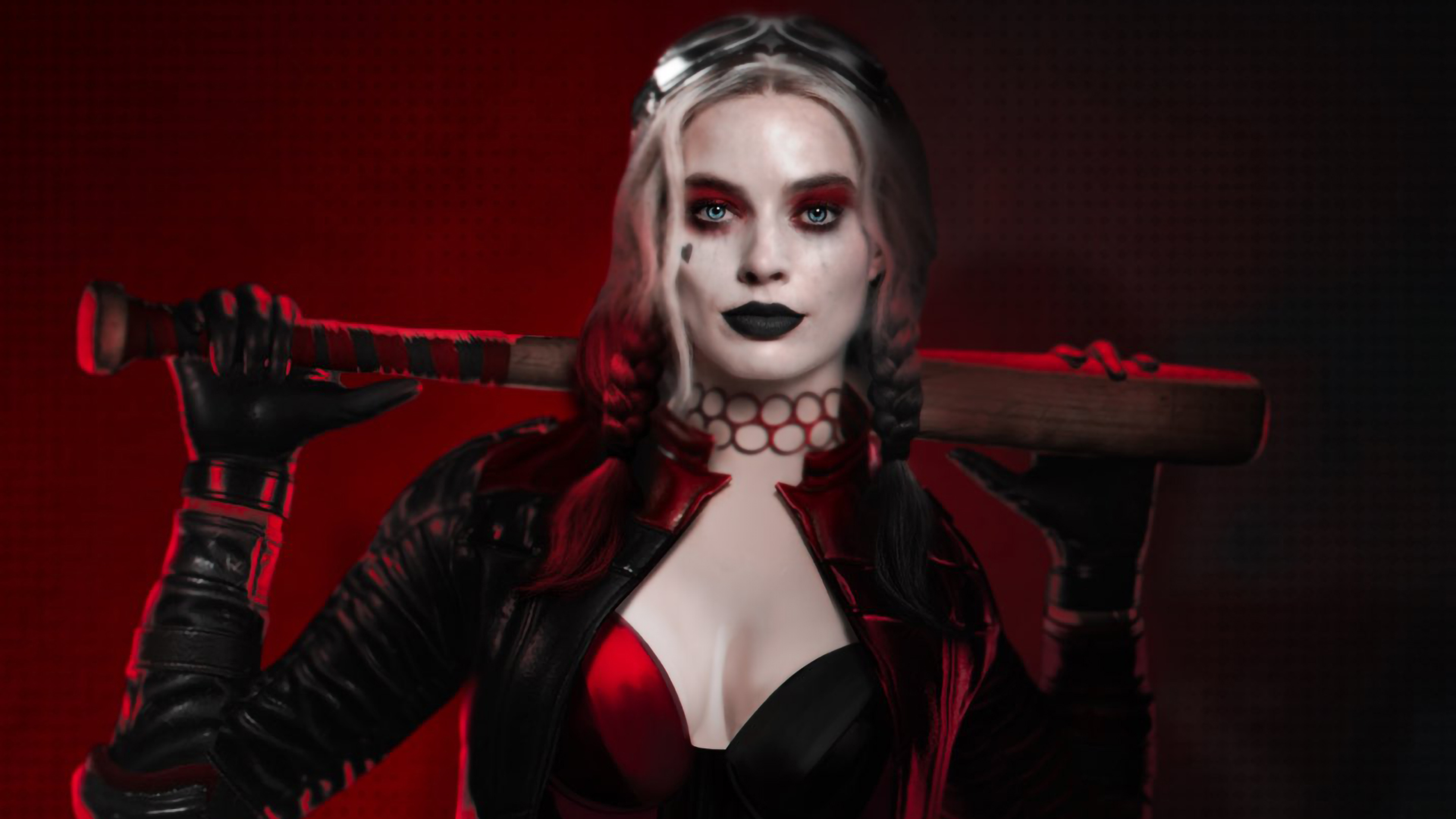 5120x2880 Margot Robbie as Harley Quinn The Suicide Squad ...