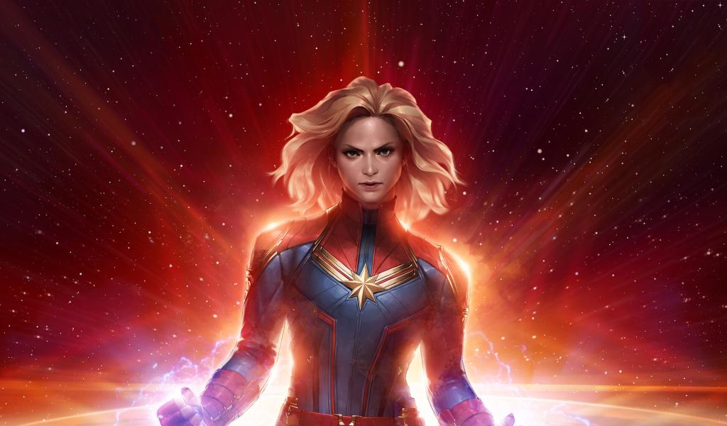 1024x600 Marvel Future Fight Captain Marvel 1024x600 ...