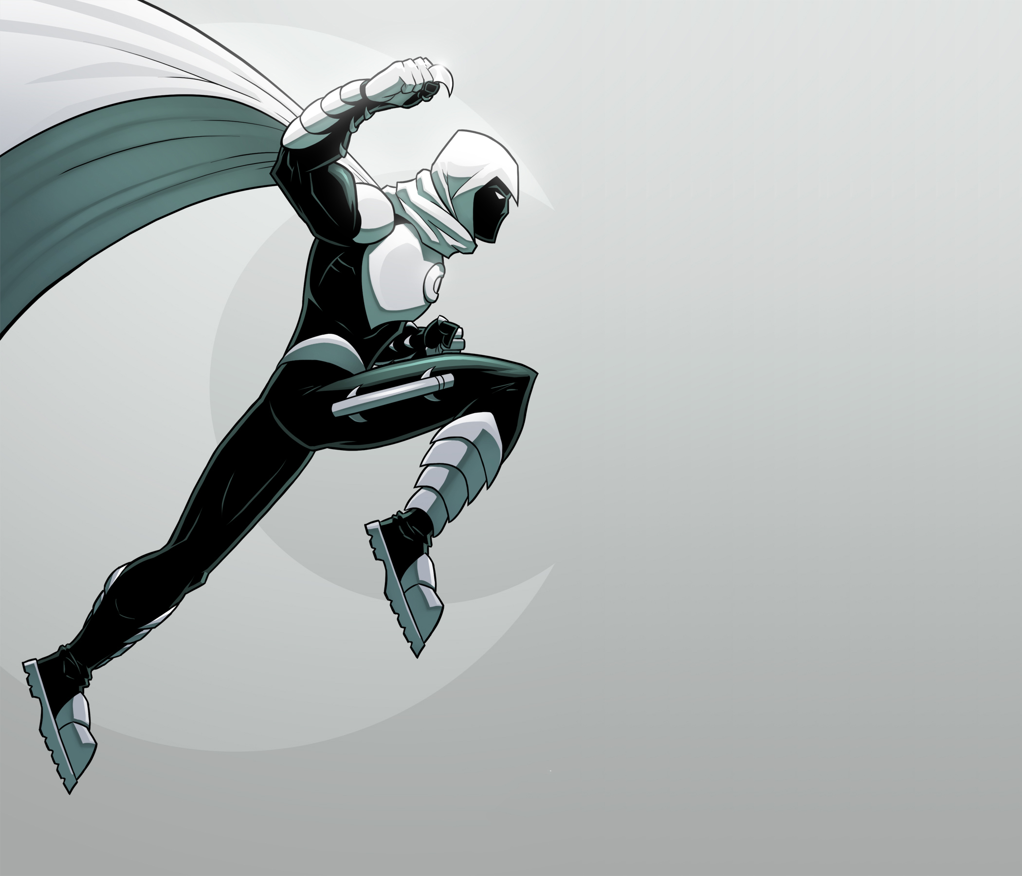 Marvel Moon Knight Wallpaper, HD Superheroes 4K Wallpapers