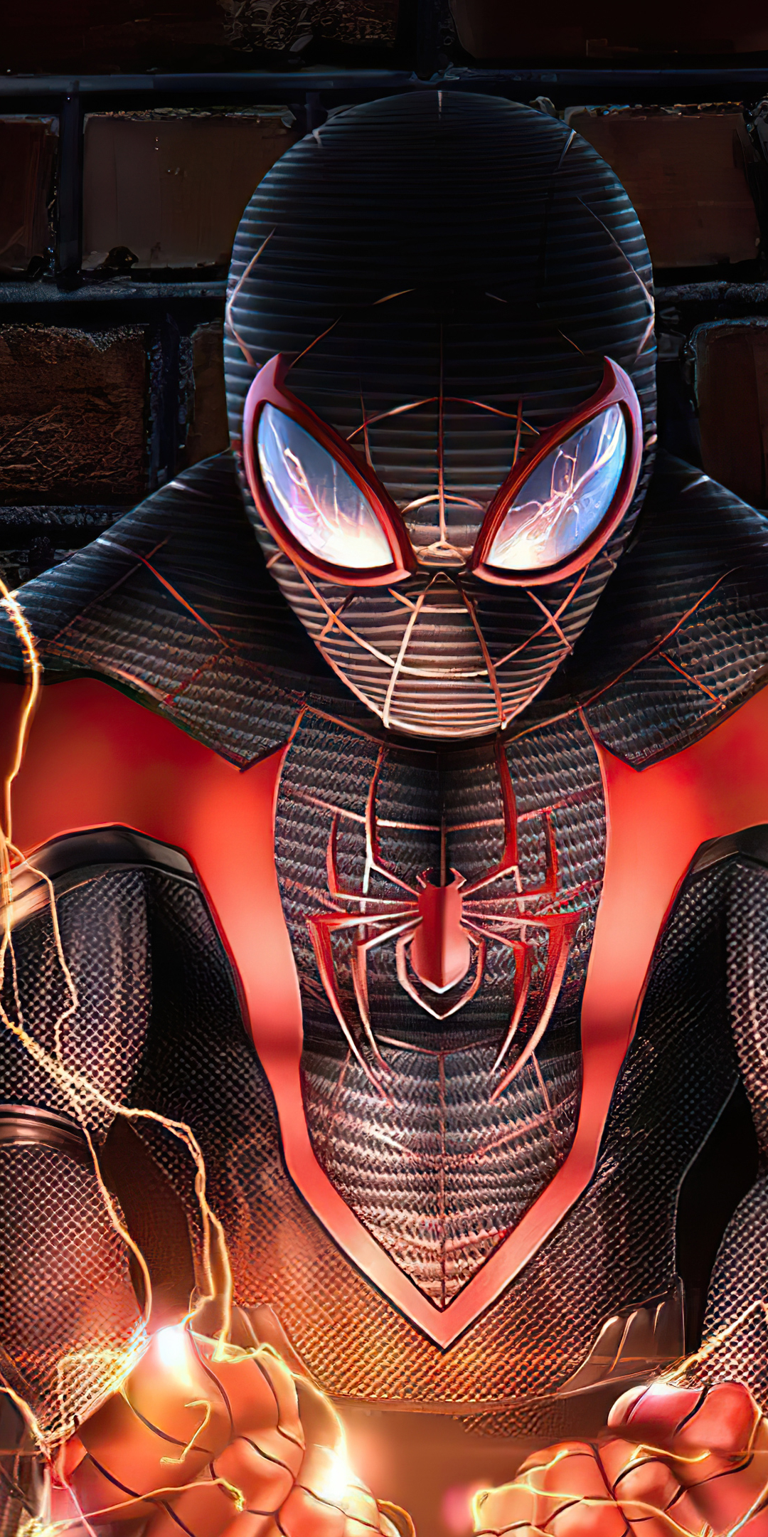 1080x2160 Marvel Spider Man New 4K One Plus 5T,Honor 7x ...